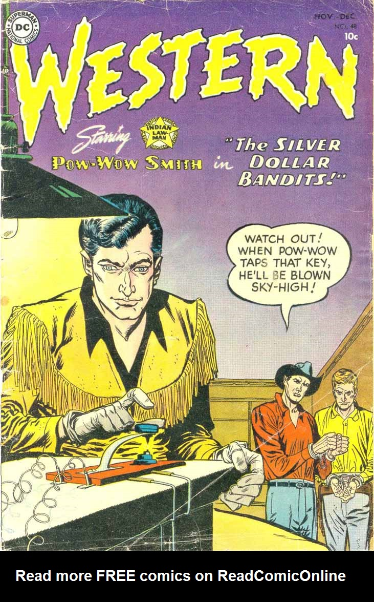Western Comics 48 Page 1