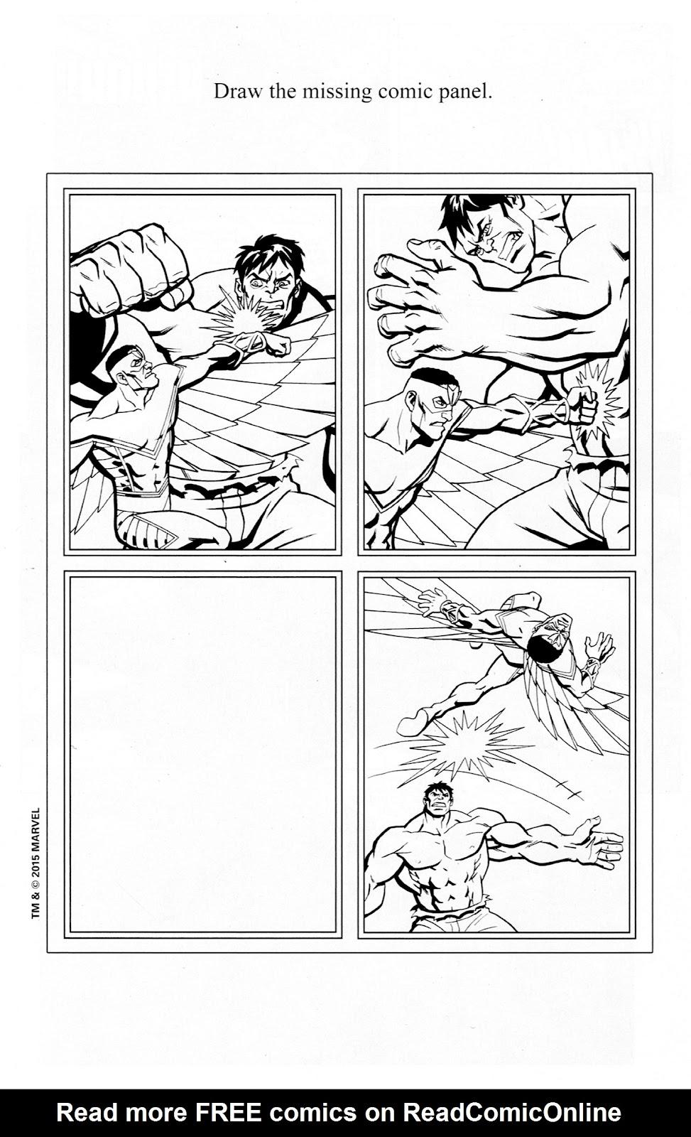 Read online Marvel Universe Avengers Assemble Season 2 comic -  Issue #8 - 18