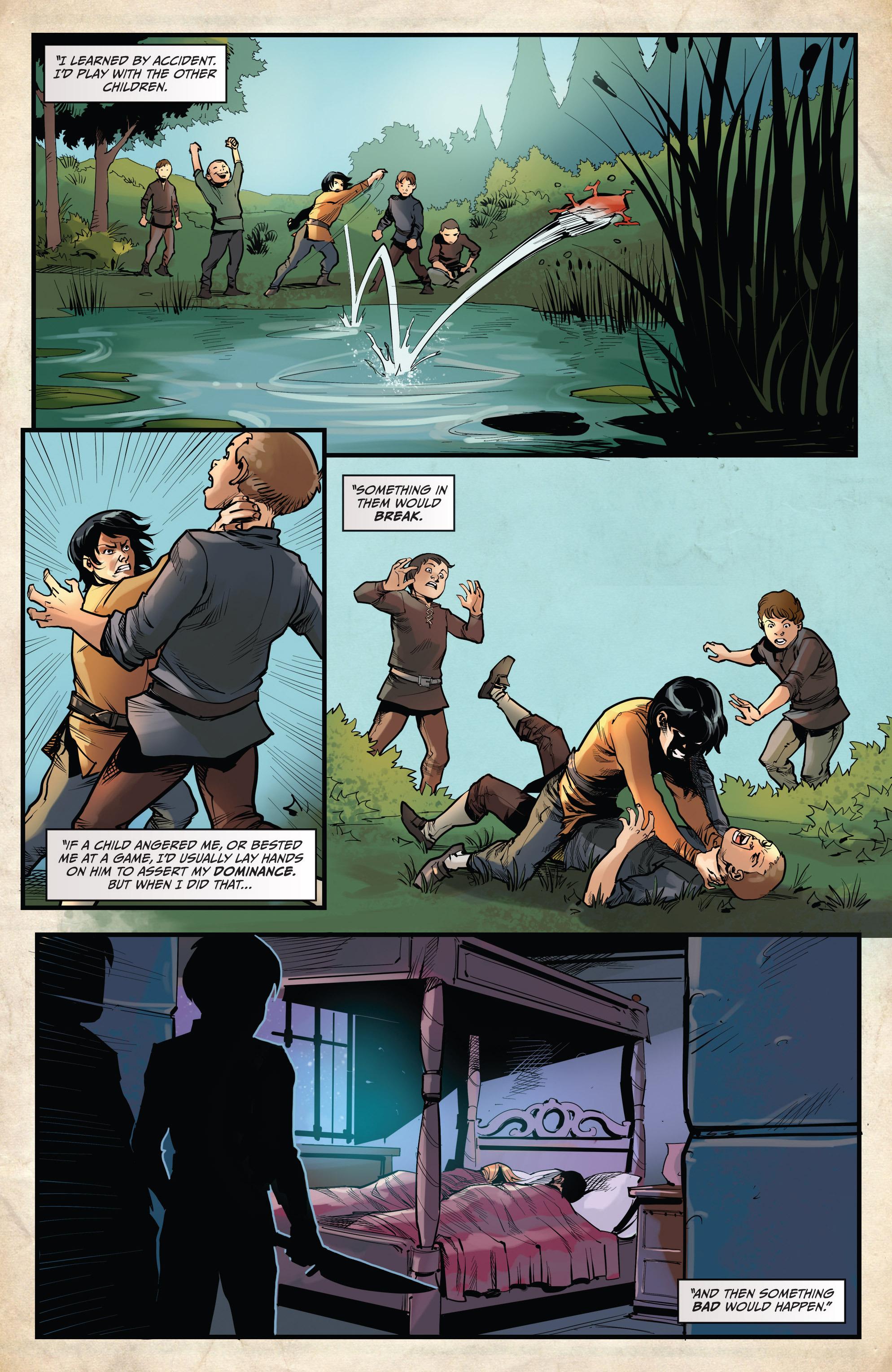 Read online Grimm Fairy Tales vs. Wonderland comic -  Issue #3 - 12