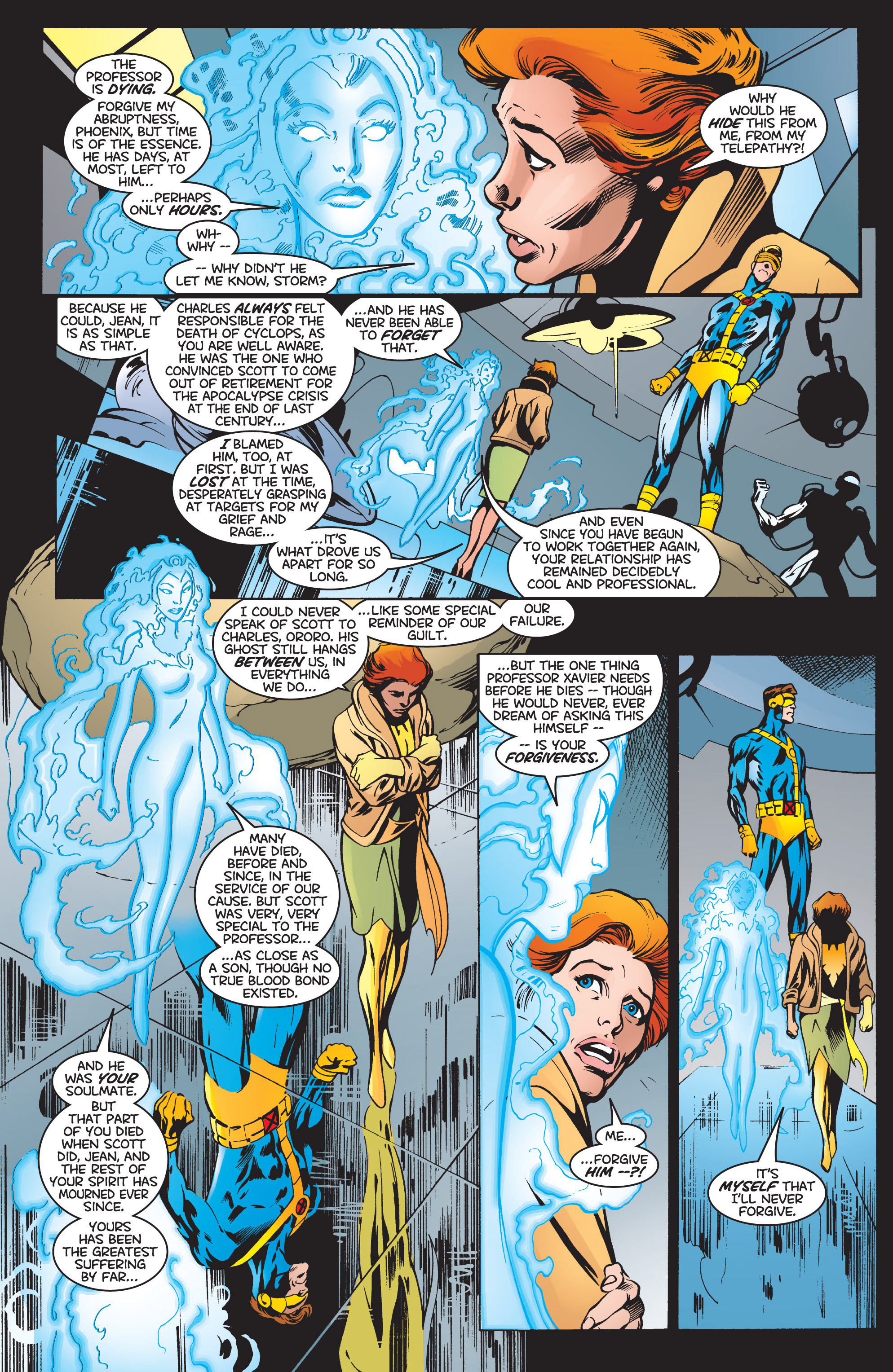 X-Men (1991) 98 Page 10