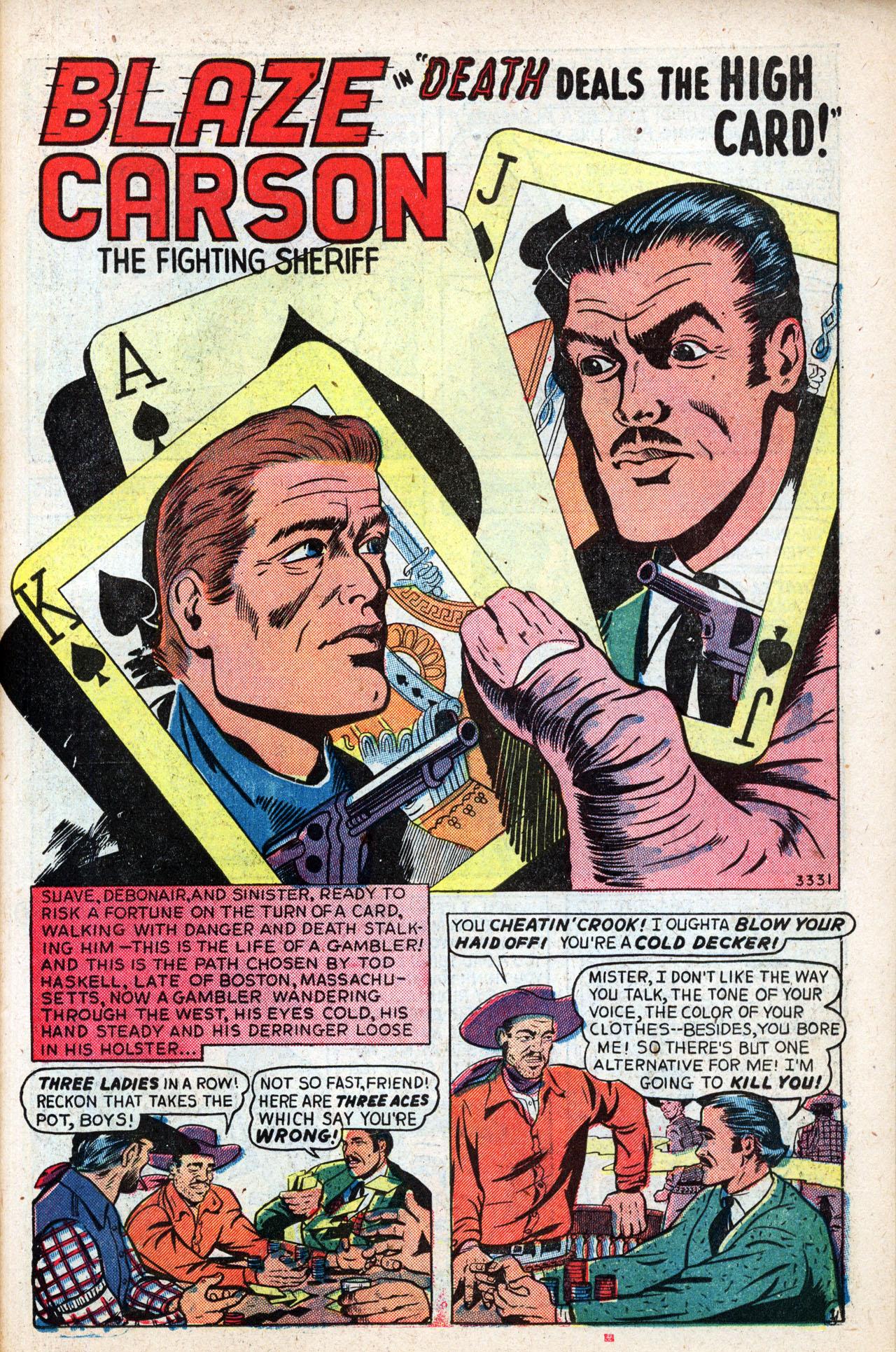 Read online Two-Gun Kid comic -  Issue #4 - 35