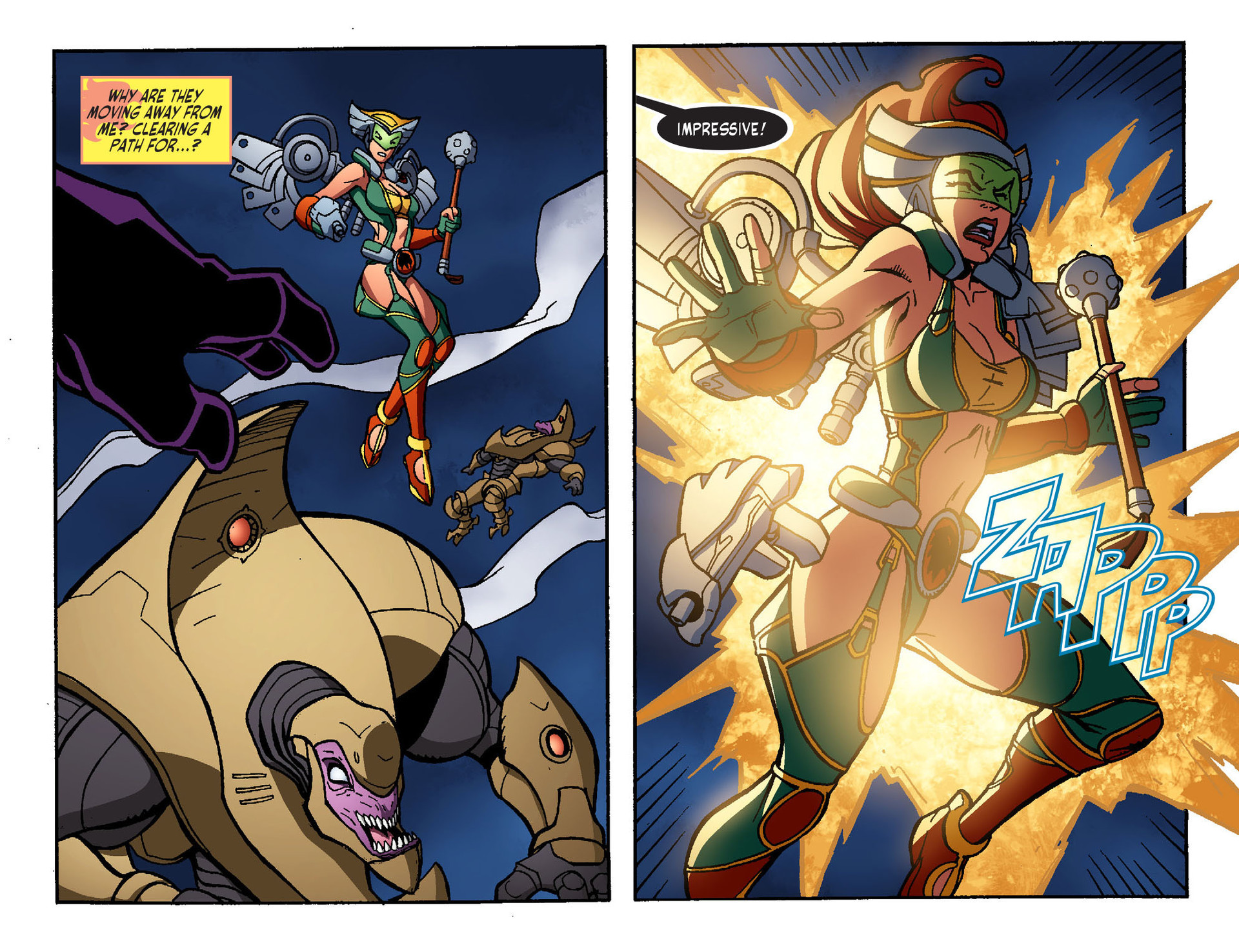 Read online Ame-Comi Girls comic -  Issue #14 - 8