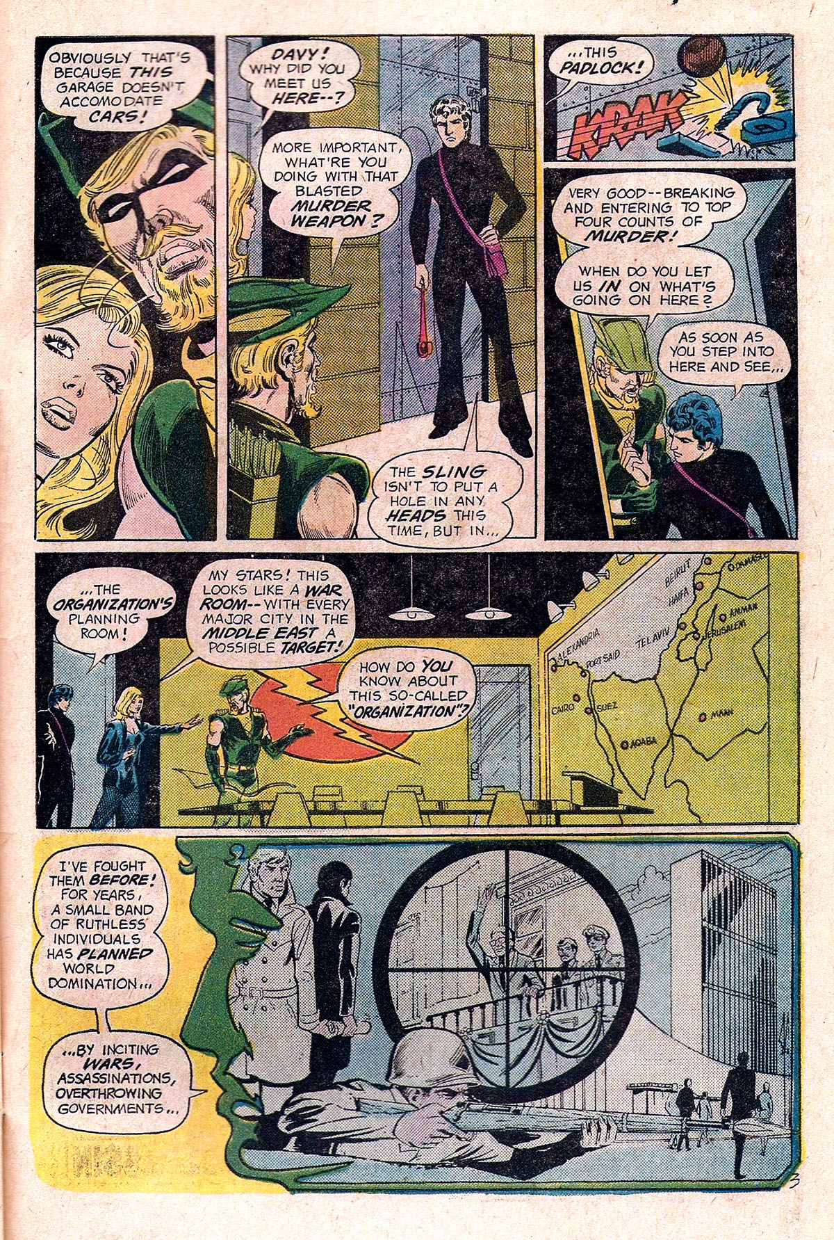 Read online Action Comics (1938) comic -  Issue #451 - 31