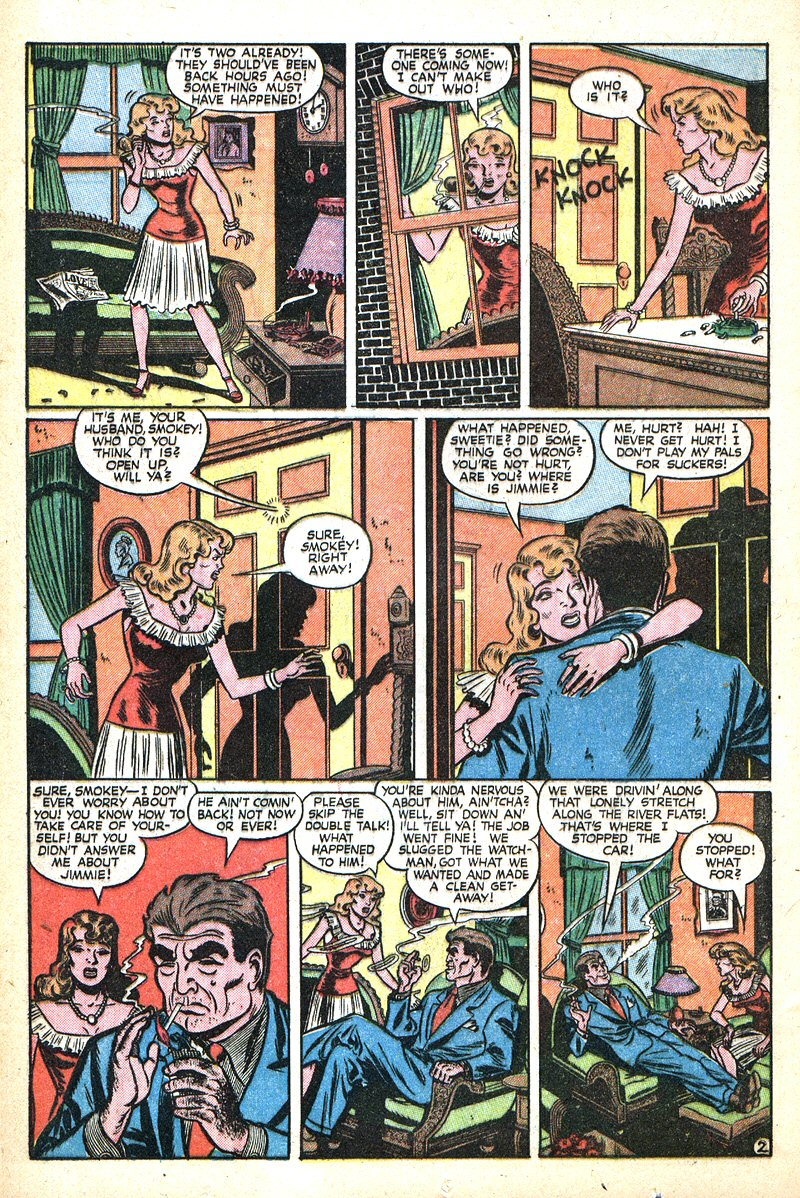 Daredevil (1941) issue 44 - Page 20