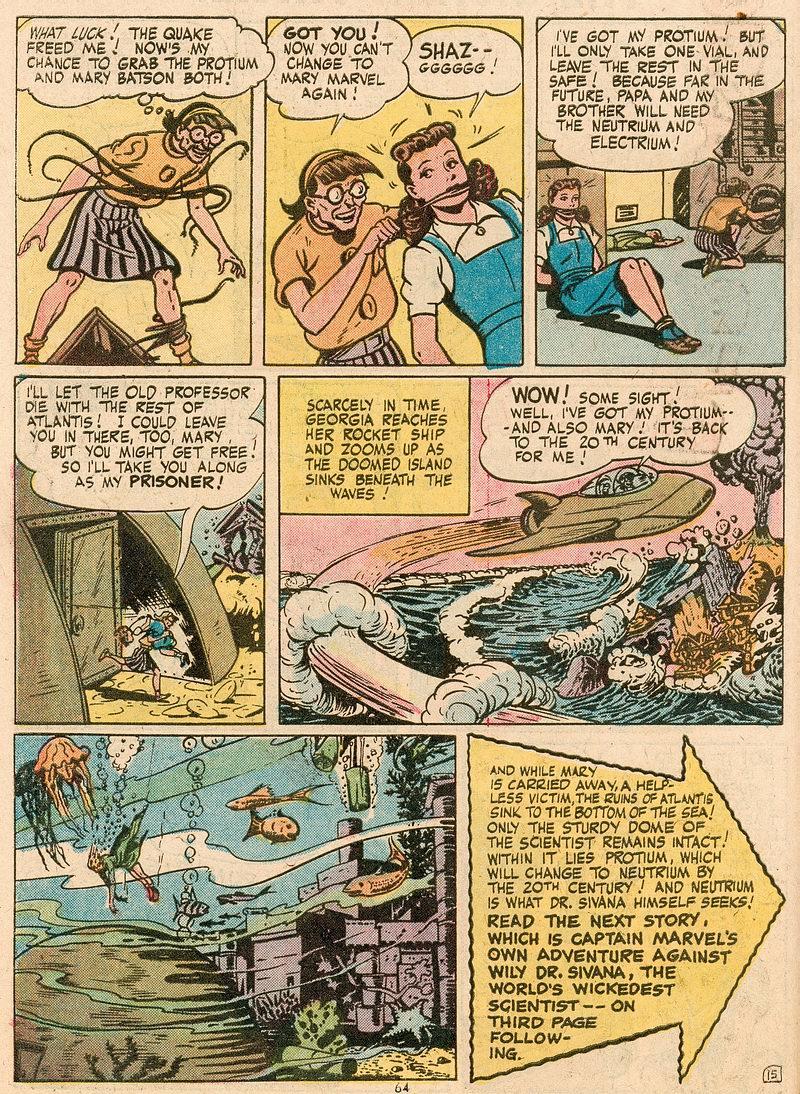 Read online Shazam! (1973) comic -  Issue #12 - 55