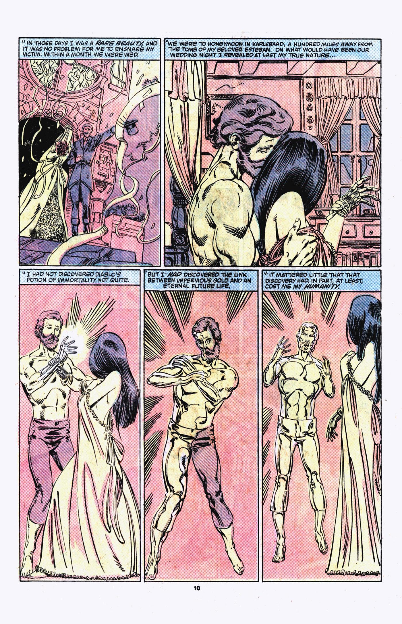 Read online Alpha Flight (1983) comic -  Issue #21 - 11
