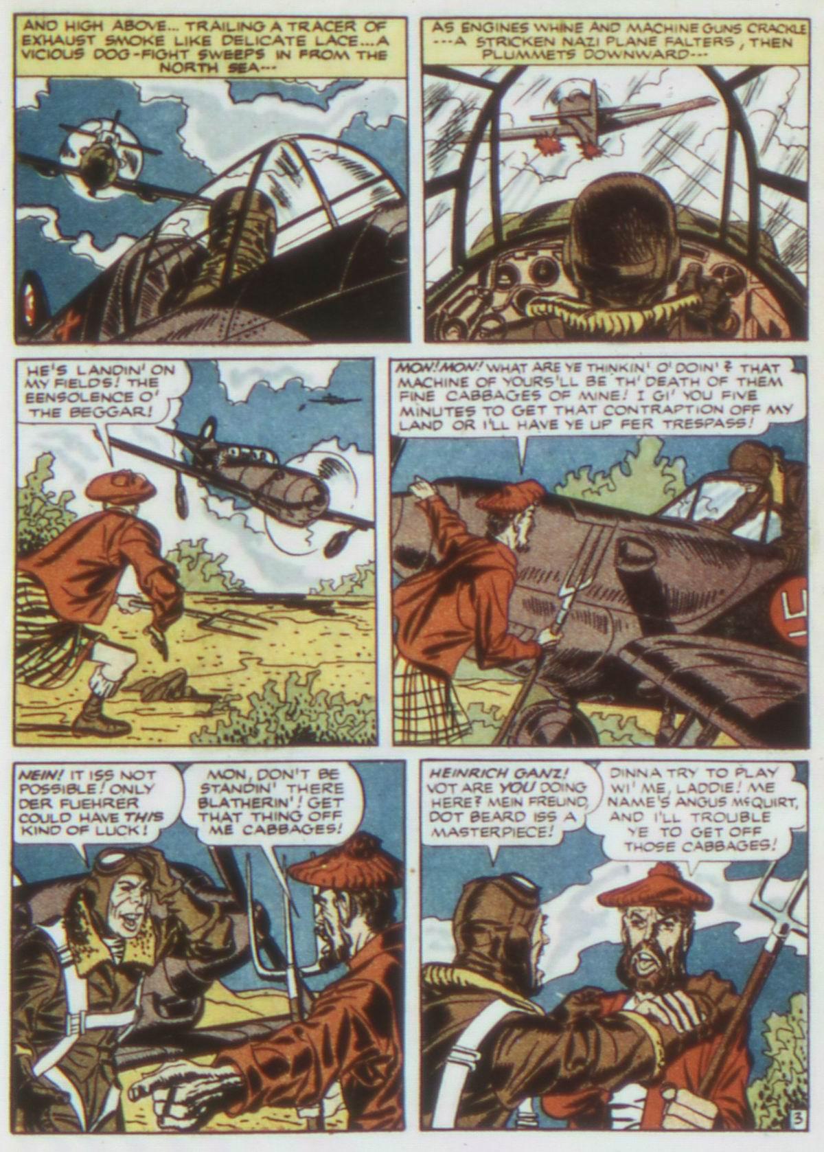 Read online Detective Comics (1937) comic -  Issue #75 - 19
