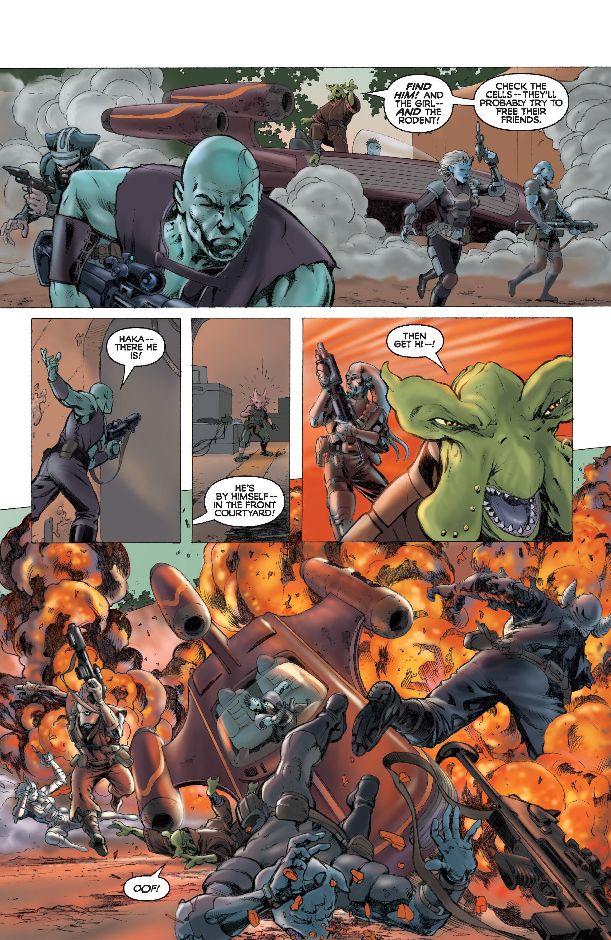 Read online Star Wars Omnibus comic -  Issue # Vol. 31 - 268
