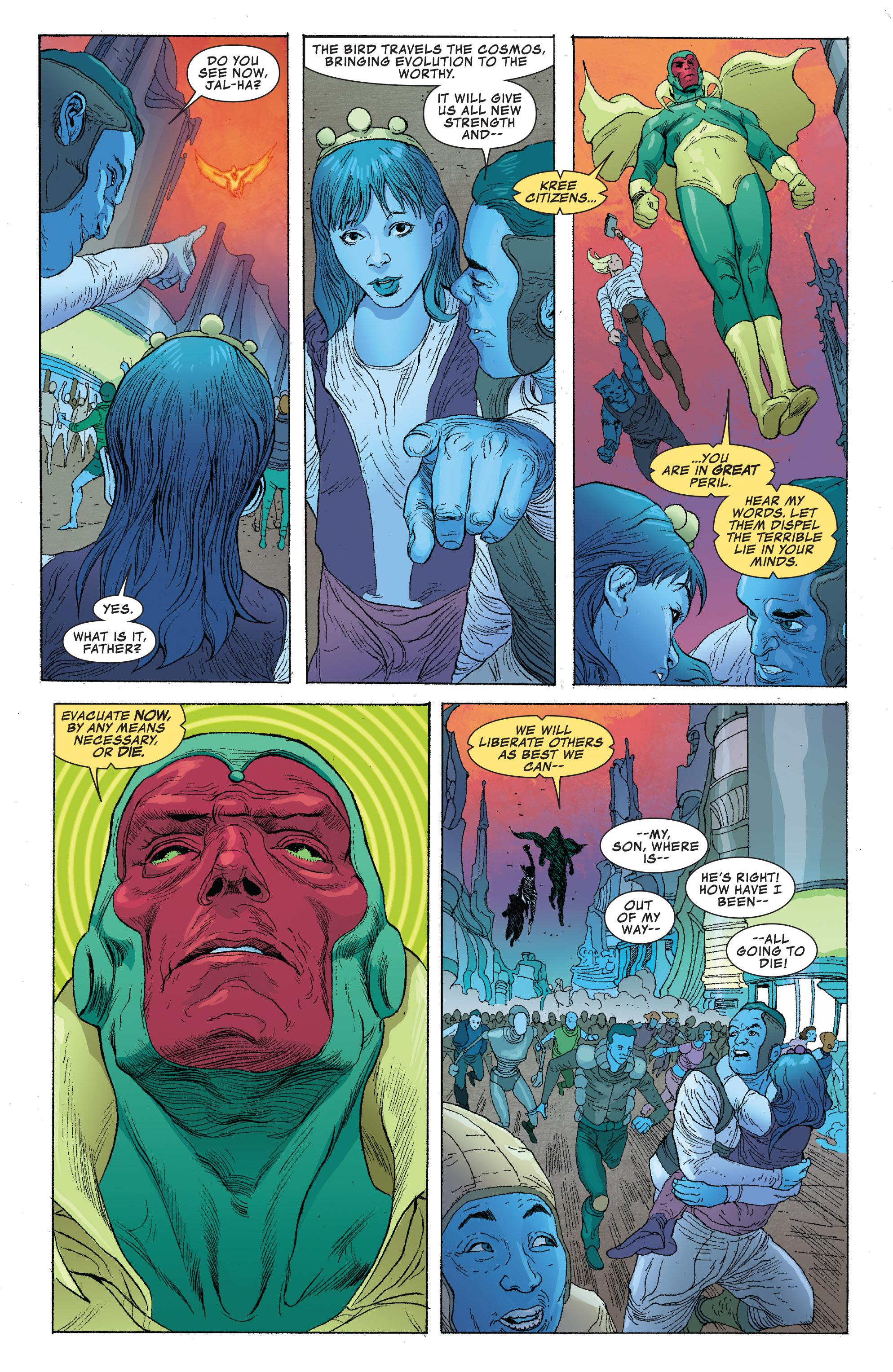 Read online Secret Avengers (2010) comic -  Issue #27 - 17