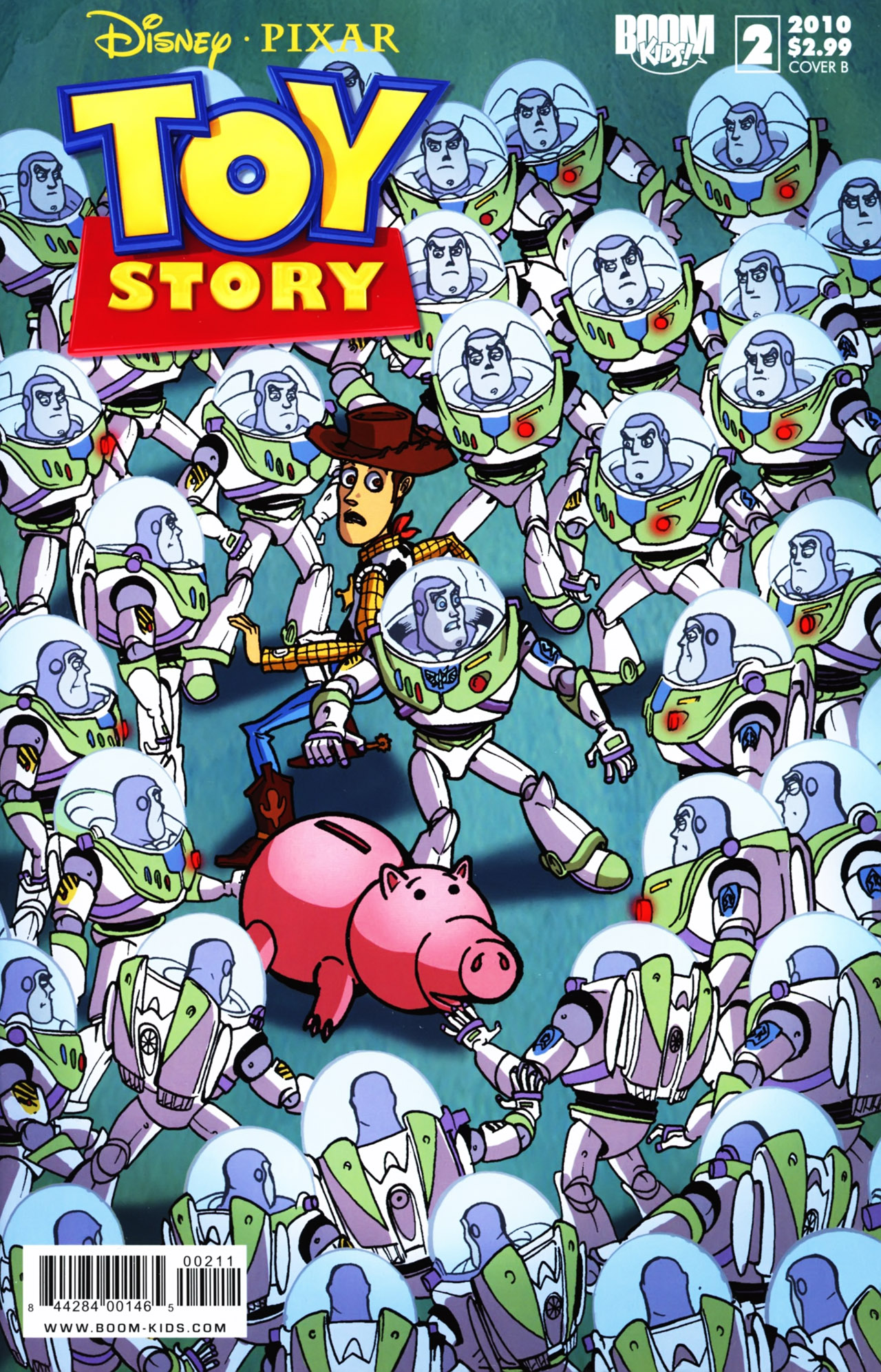 Read online Toy Story (2009) comic -  Issue #2 - 2