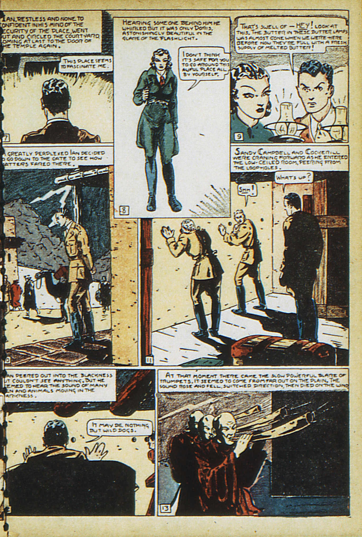 Read online Adventure Comics (1938) comic -  Issue #15 - 49