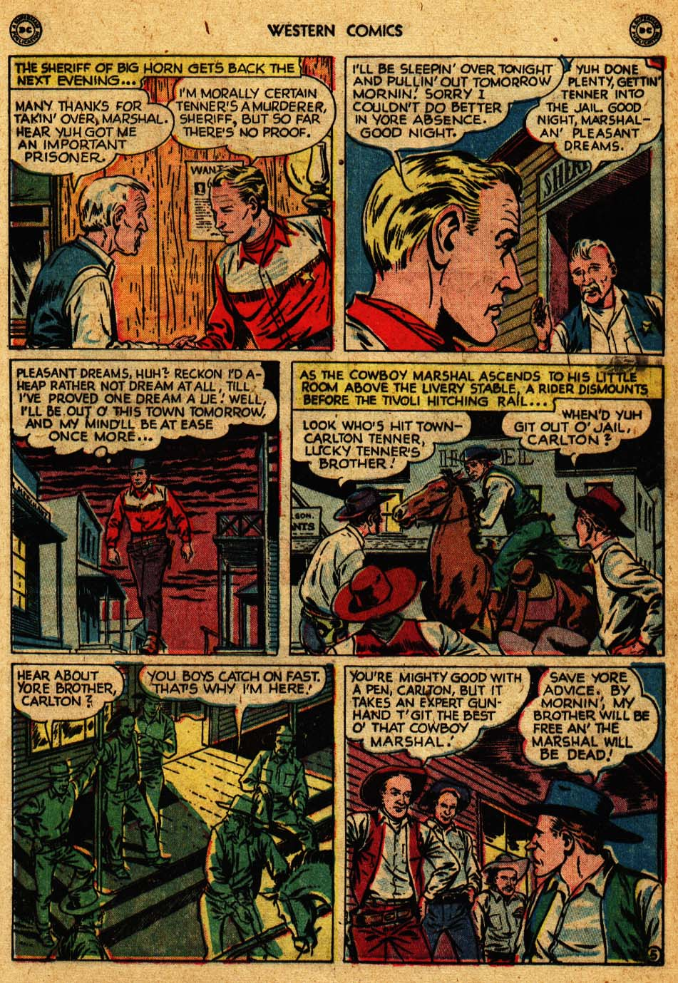 Western Comics issue 9 - Page 19
