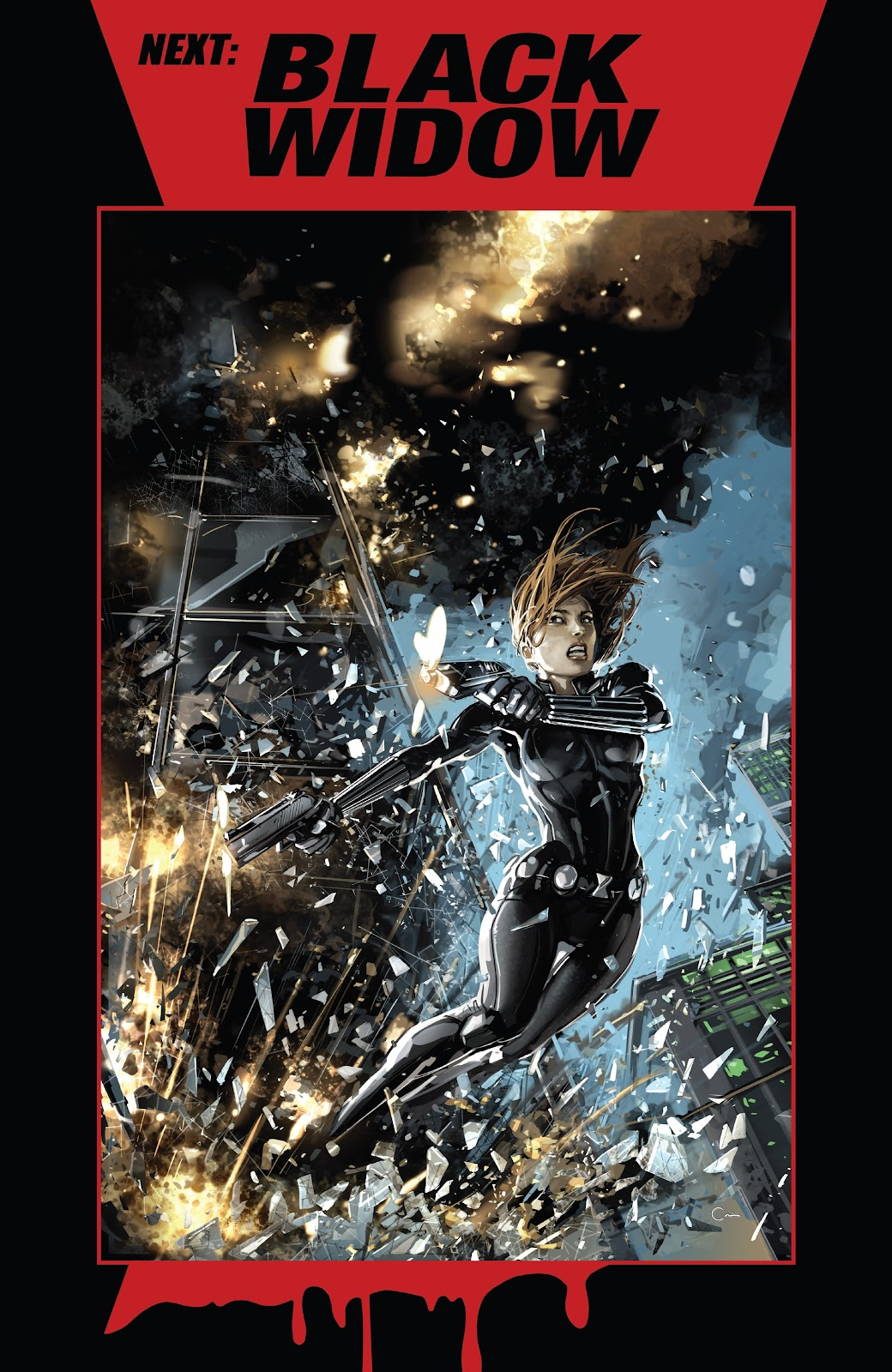 Read online Black Widow (2019) comic -  Issue #4 - 22