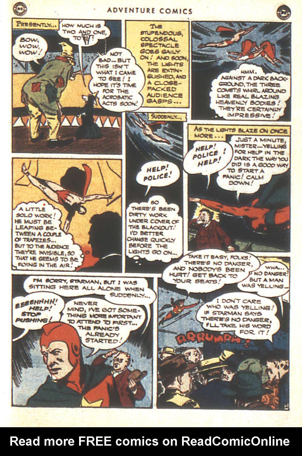 Read online Adventure Comics (1938) comic -  Issue #92 - 28
