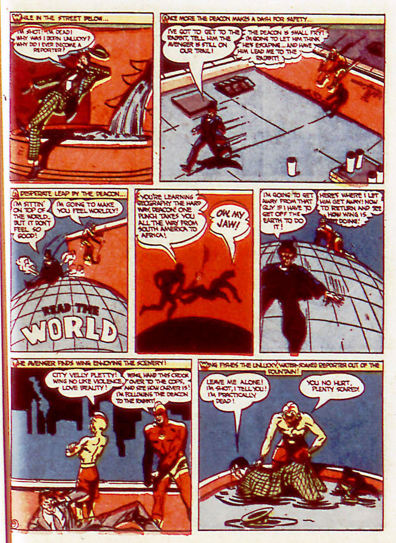 Read online Detective Comics (1937) comic -  Issue #71 - 39