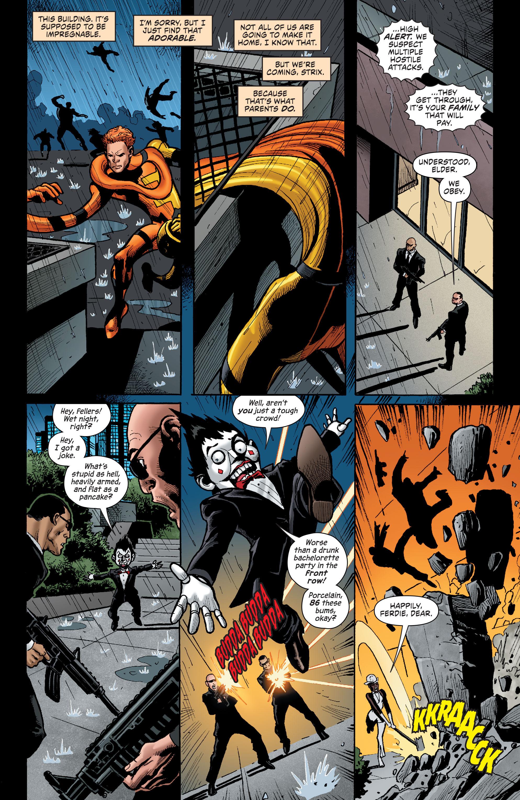 Read online Secret Six (2015) comic -  Issue #14 - 10