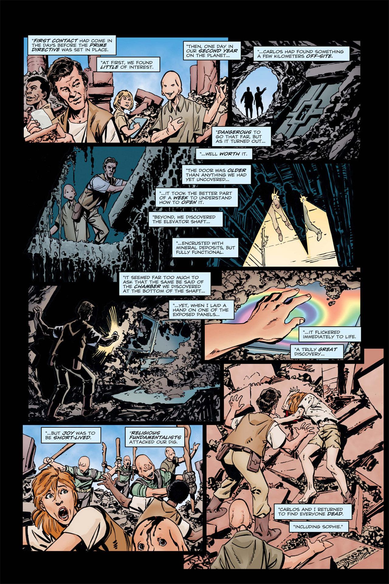 Read online Star Trek: Leonard McCoy, Frontier Doctor comic -  Issue #4 - 21