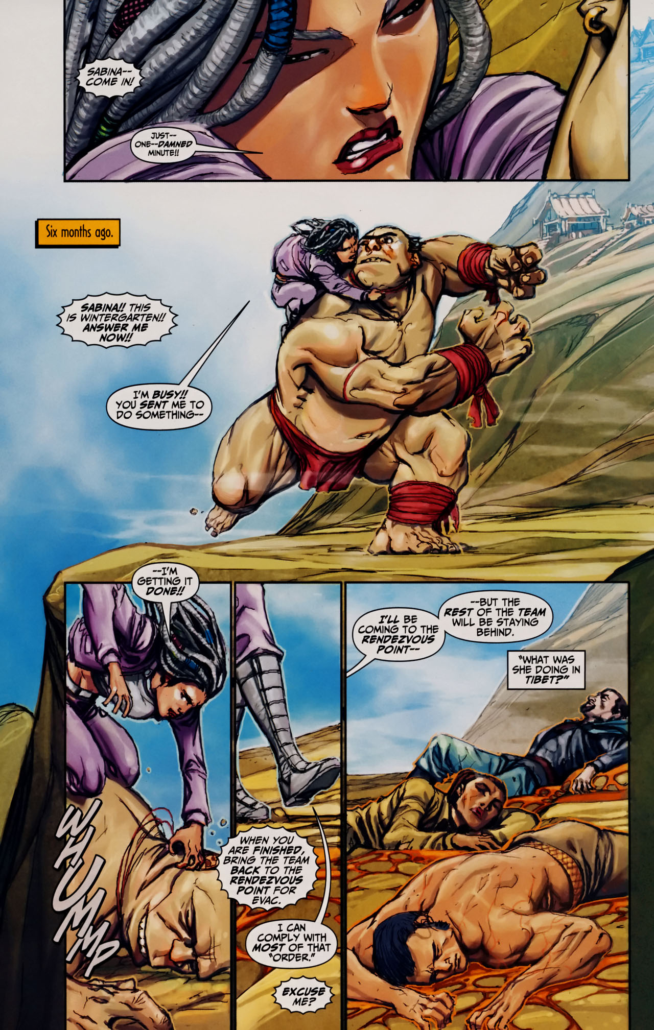 Read online Trials of Shazam comic -  Issue #7 - 14
