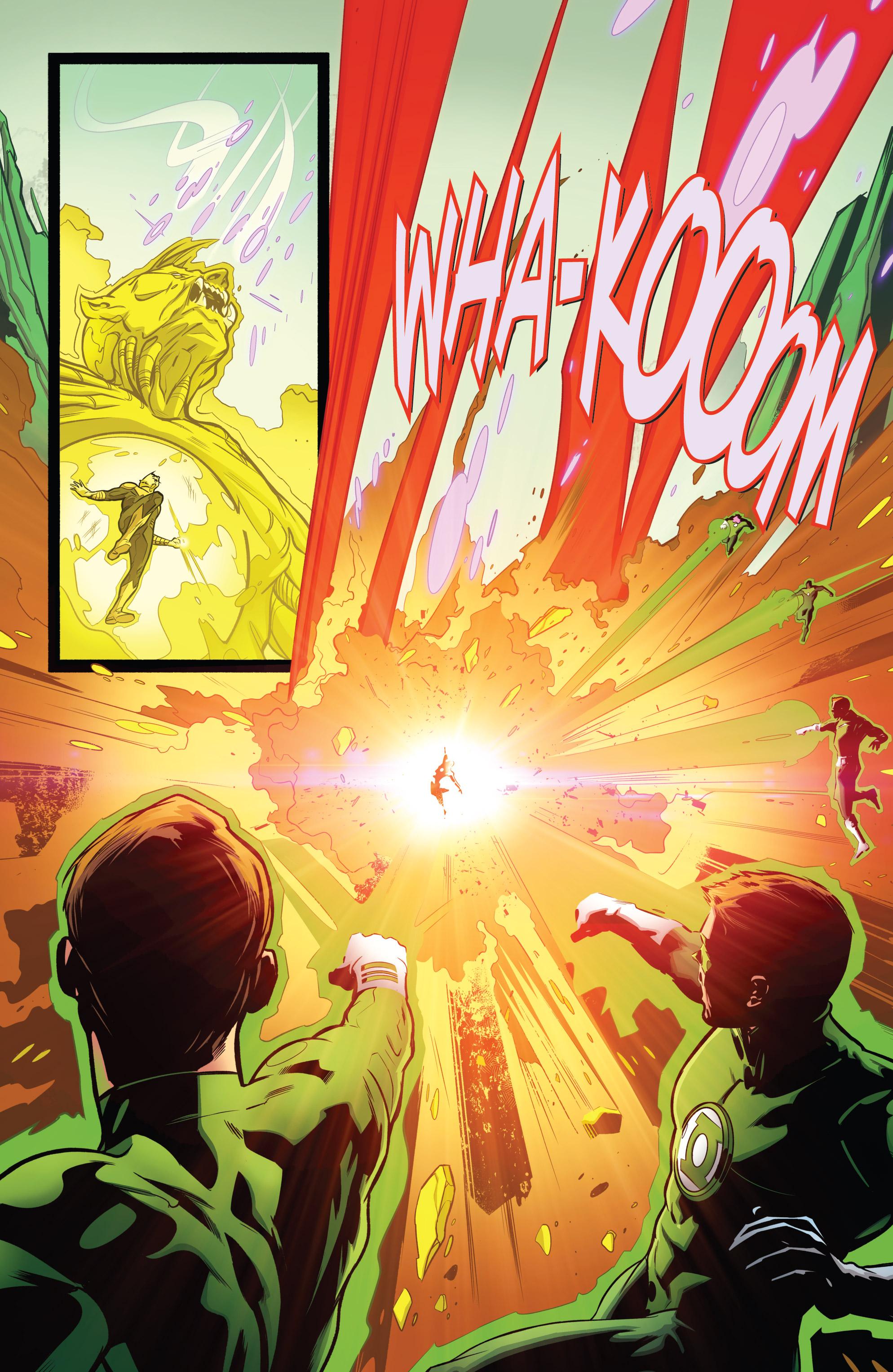 Read online Star Trek/Green Lantern (2016) comic -  Issue #6 - 15