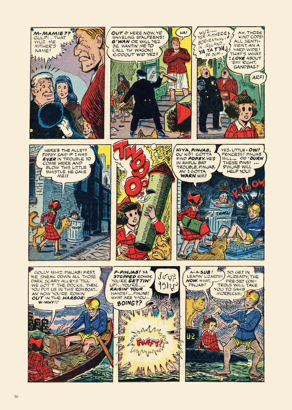 Read online Sincerest Form of Parody: The Best 1950s MAD-Inspired Satirical Comics comic -  Issue # TPB (Part 1) - 37