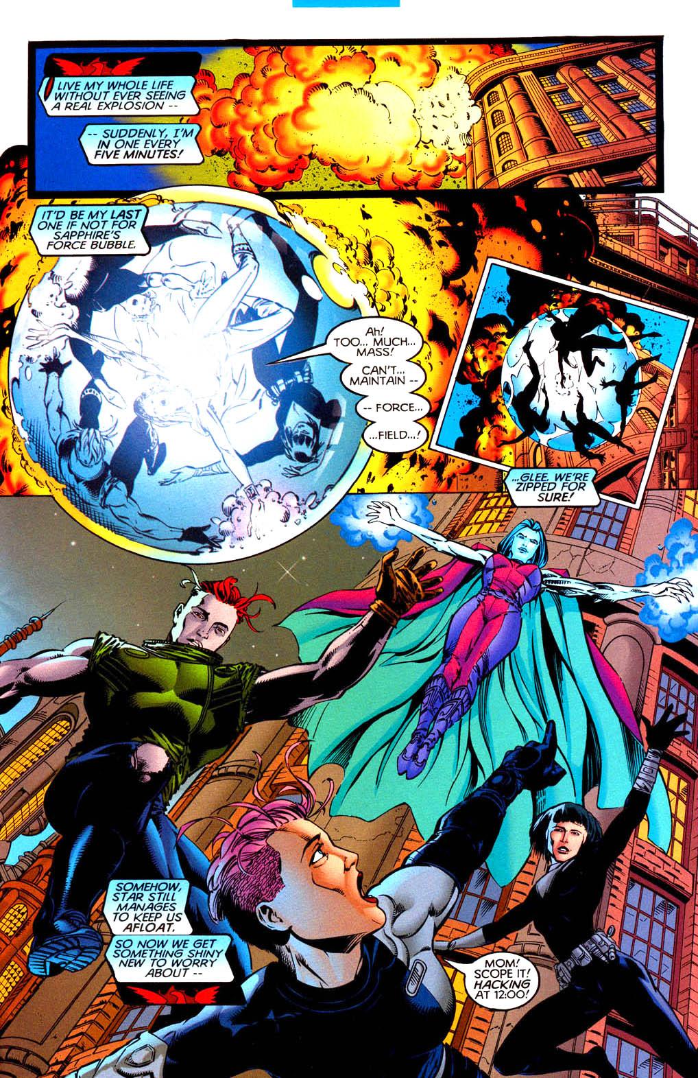 Read online Tangent Comics/ Doom Patrol comic -  Issue # Full - 32