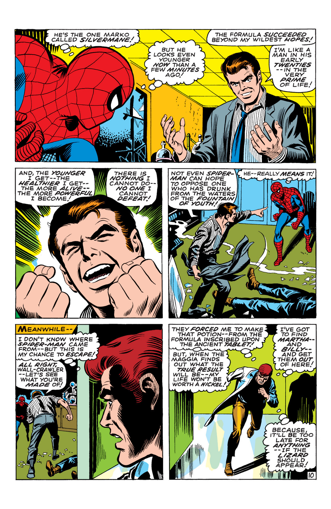 The Amazing Spider-Man (1963) 75 Page 10