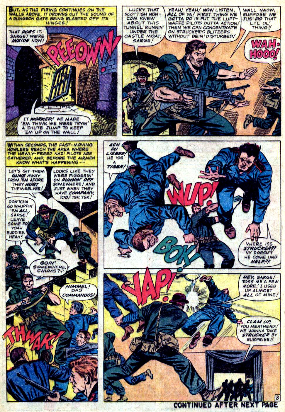 Read online Sgt. Fury comic -  Issue #20 - 12