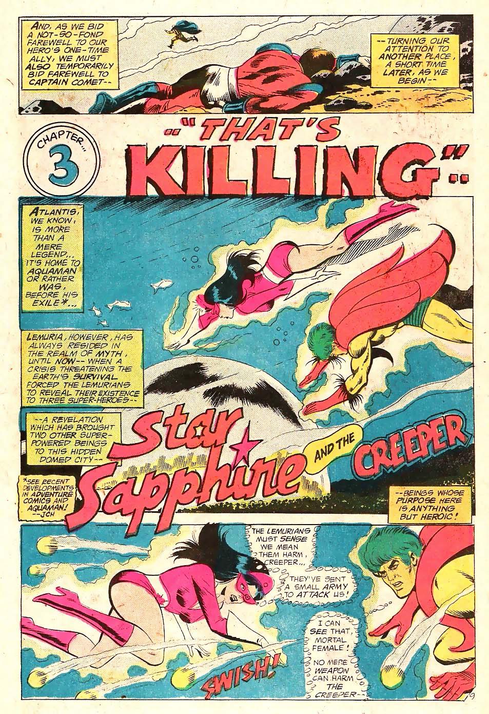 Read online Secret Society of Super-Villains comic -  Issue #10 - 10