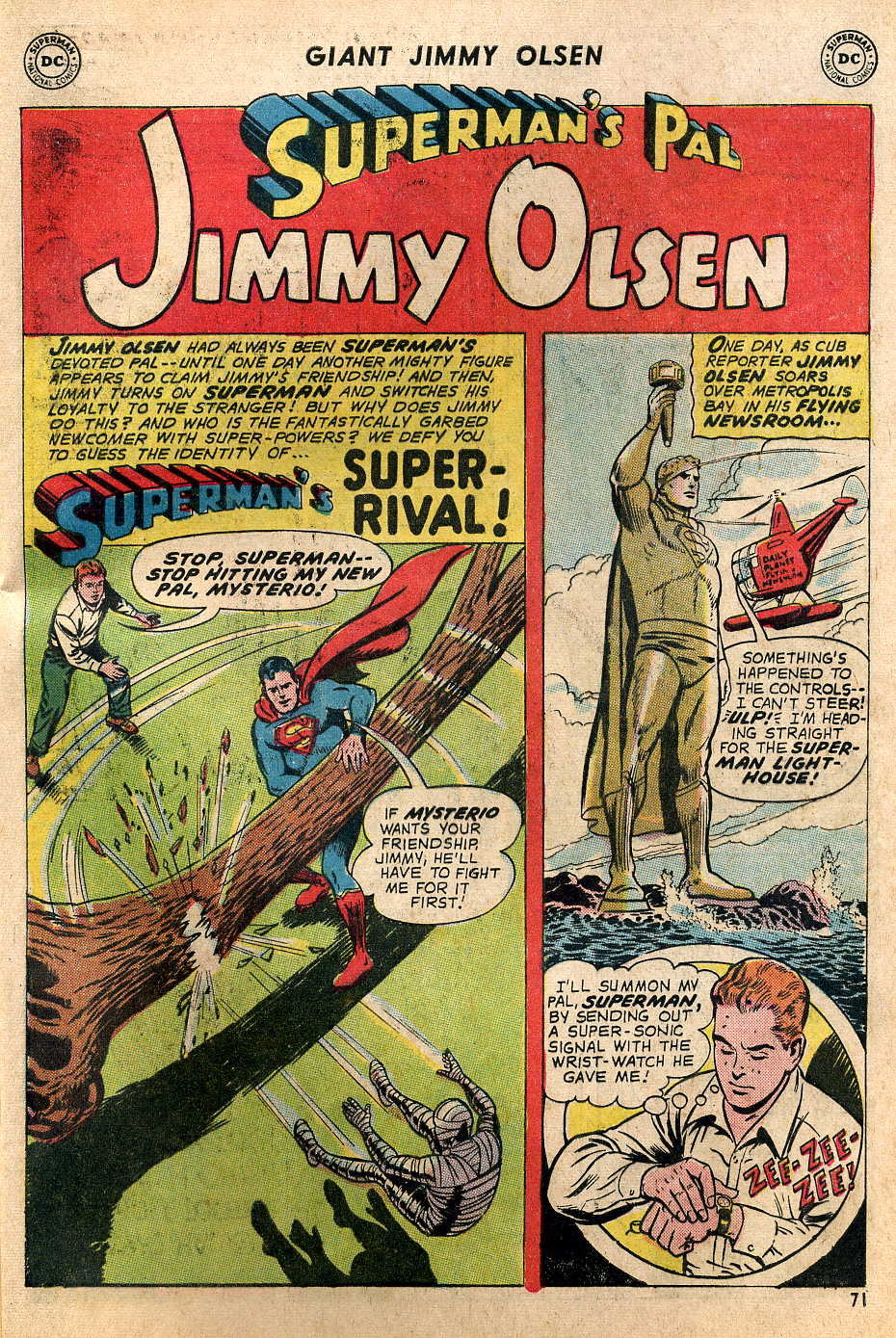 Read online 80 Page Giant comic -  Issue #13 - 74