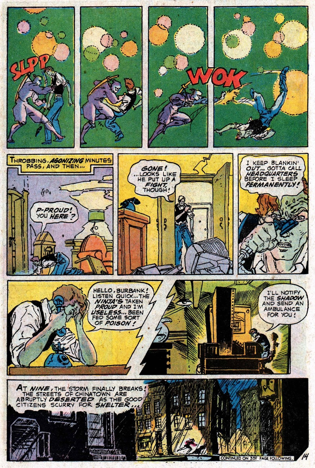 The Shadow (1973) issue 6 - Page 22
