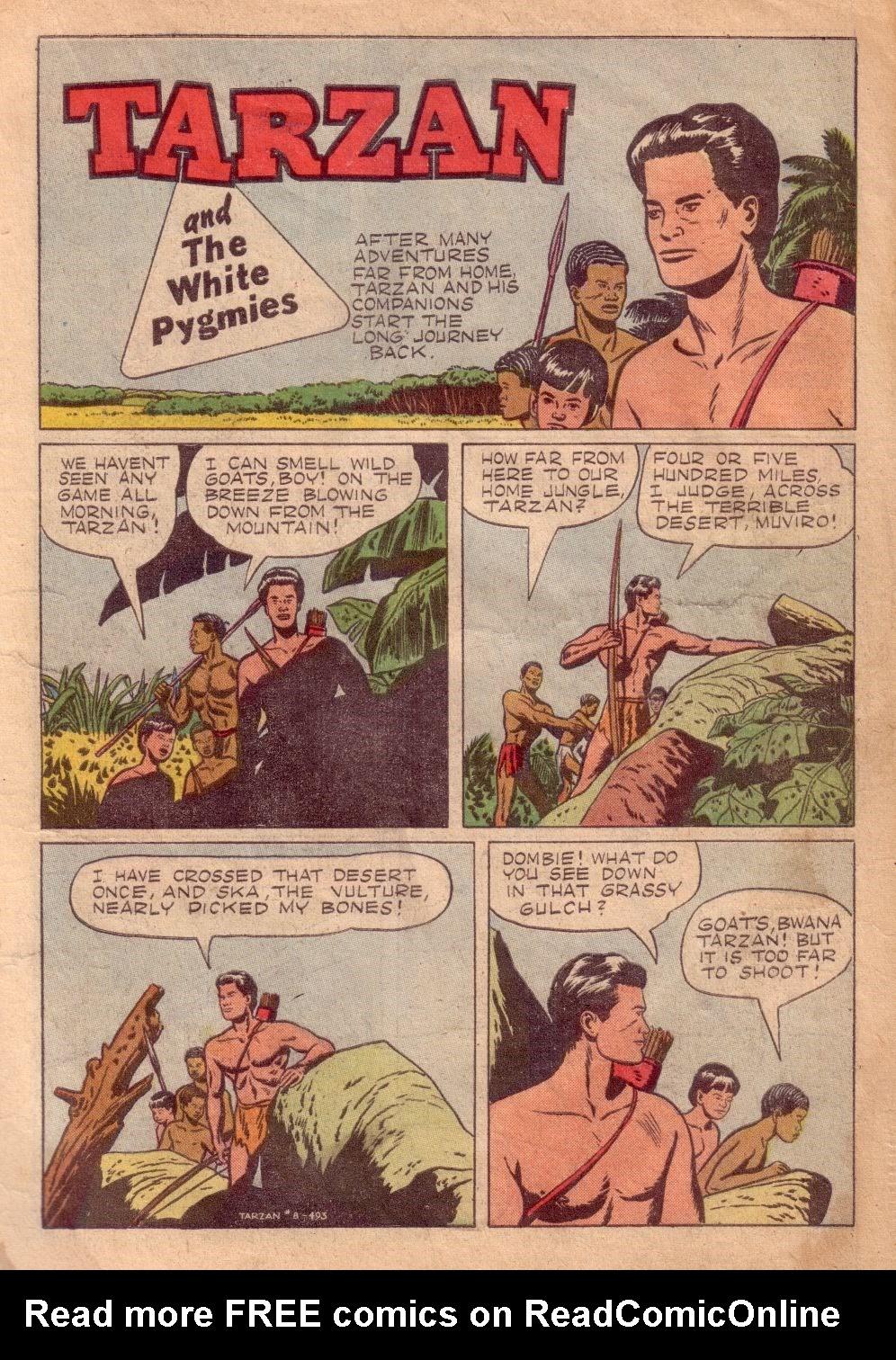 Tarzan (1948) issue 8 - Page 3