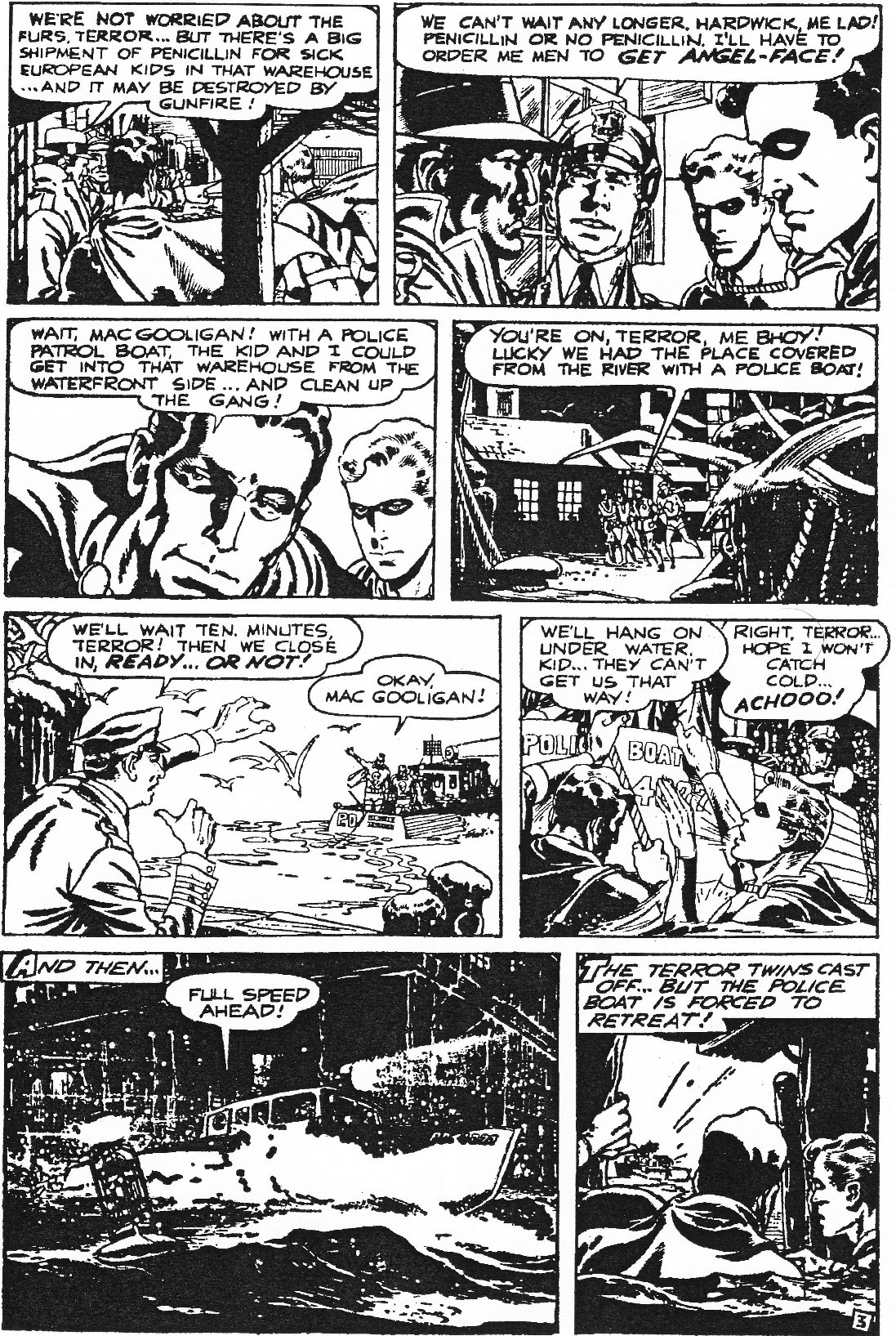 Read online Men of Mystery Comics comic -  Issue #84 - 31