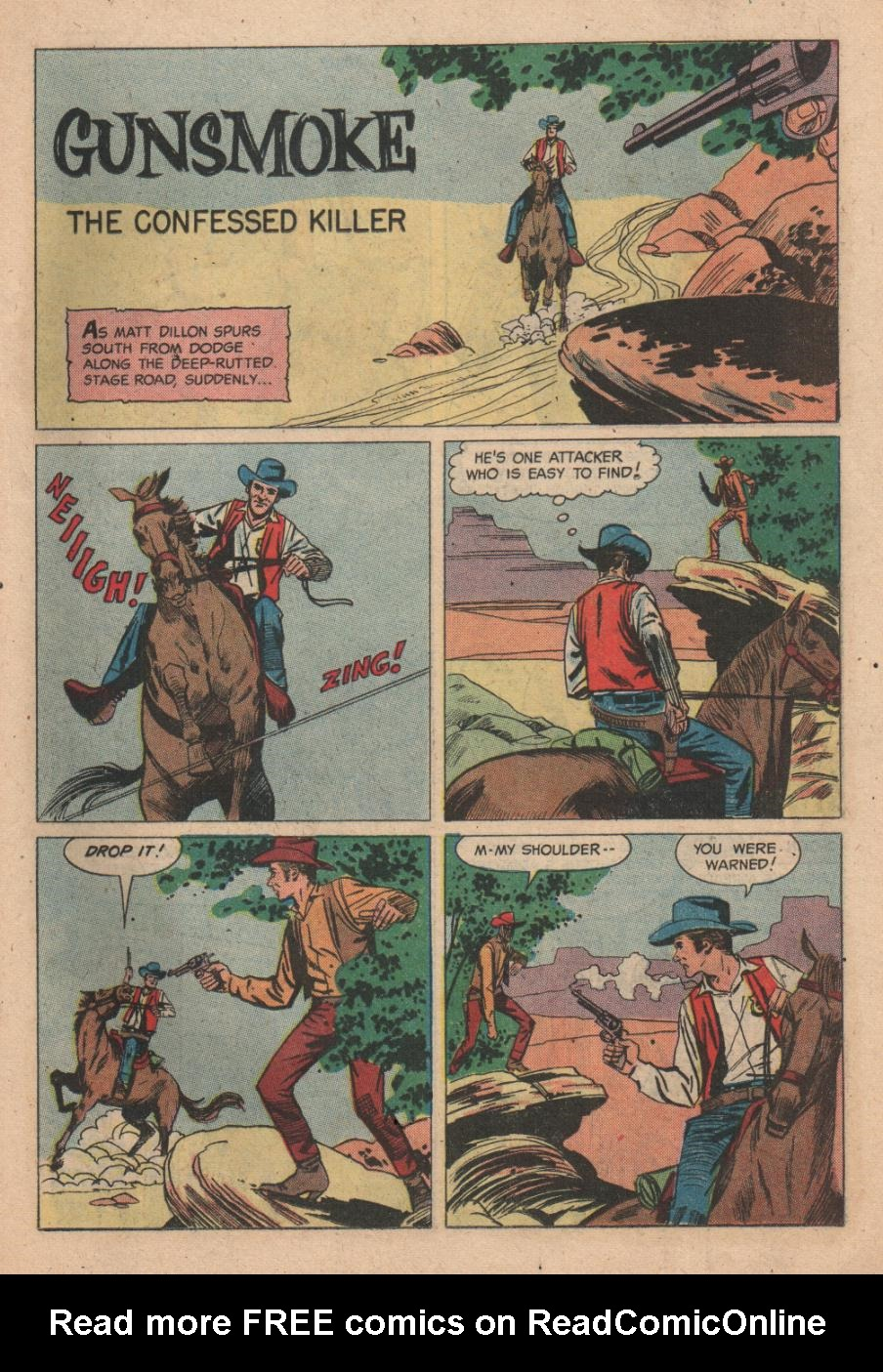 Four Color Comics issue 797 - Page 19