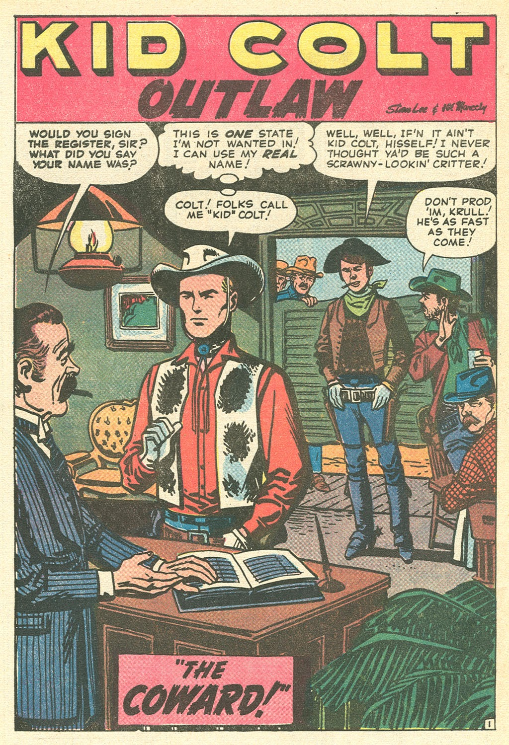 Kid Colt Outlaw issue 151 - Page 28