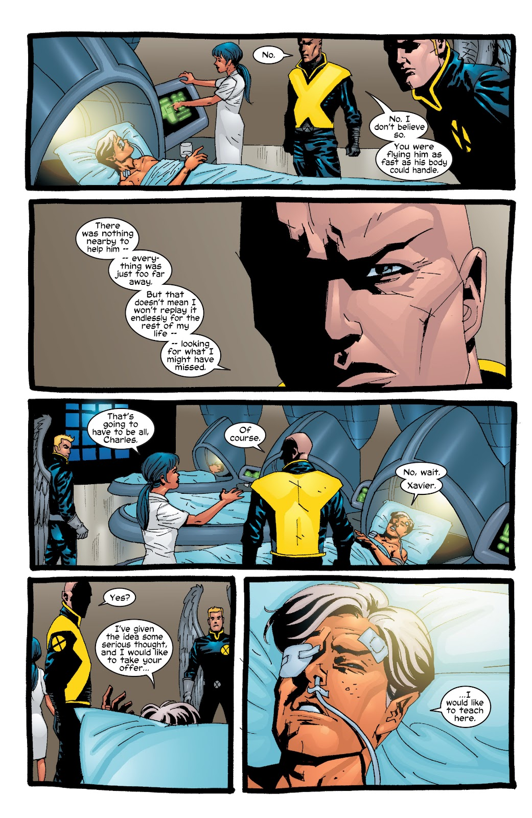 Read online X-Men: Unstoppable comic -  Issue # TPB (Part 2) - 22