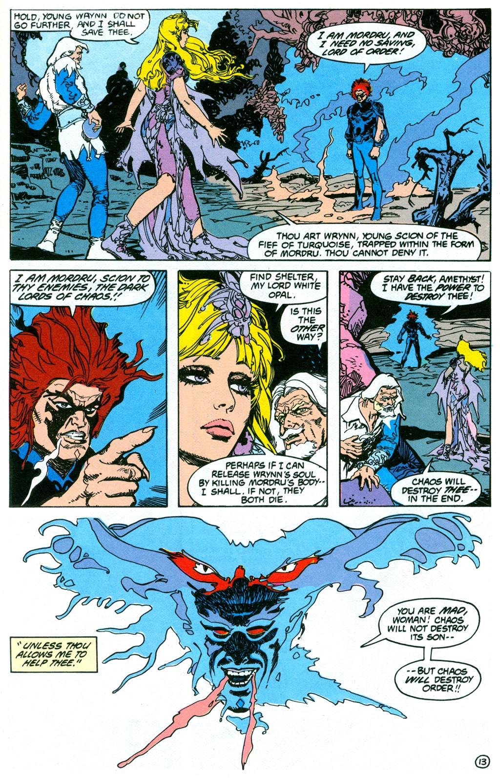 Read online Amethyst (1987) comic -  Issue #2 - 15