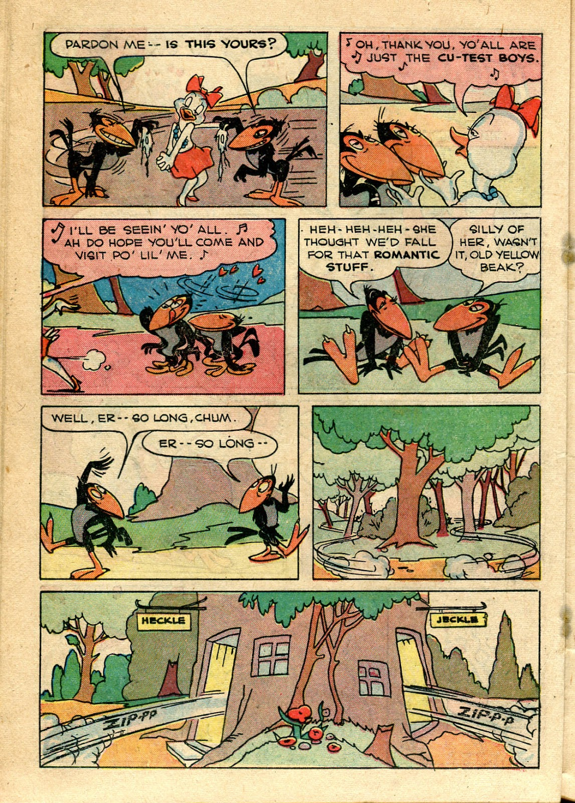 Terry-Toons Comics issue 80 - Page 26