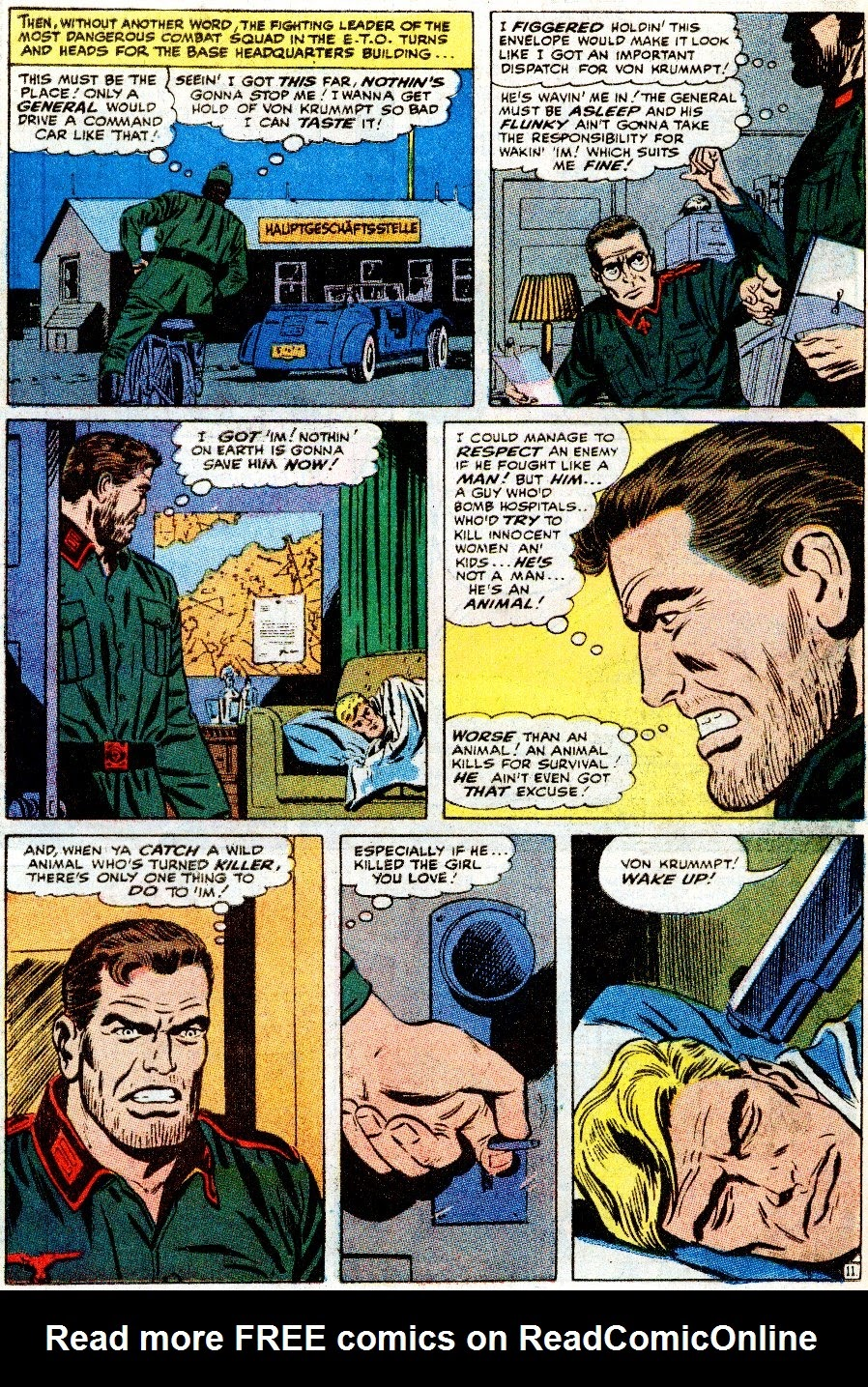 Sgt. Fury issue _Special_6 - Page 50