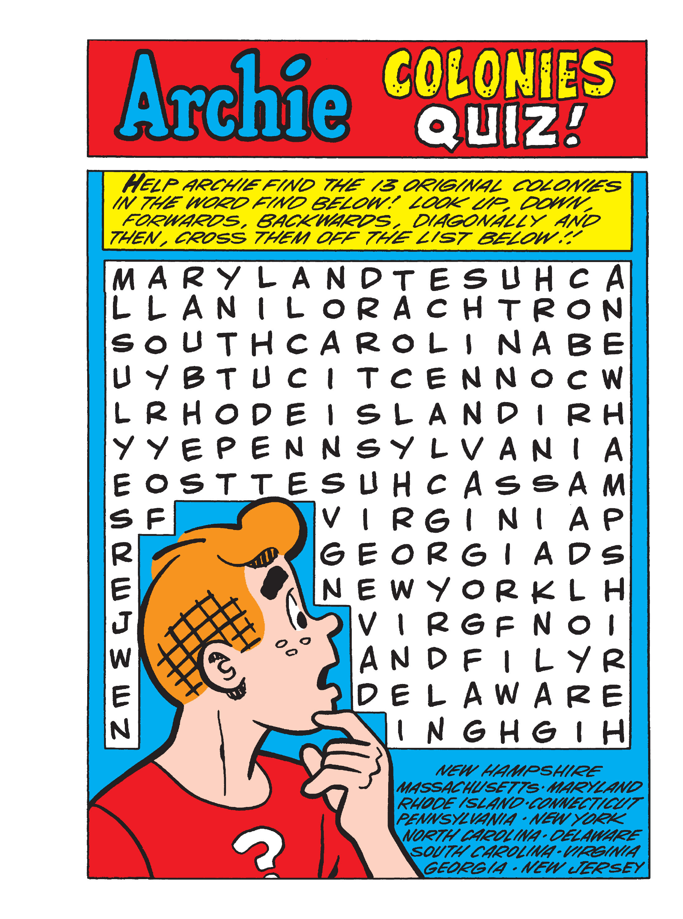 Read online Archie's Funhouse Double Digest comic -  Issue #17 - 121