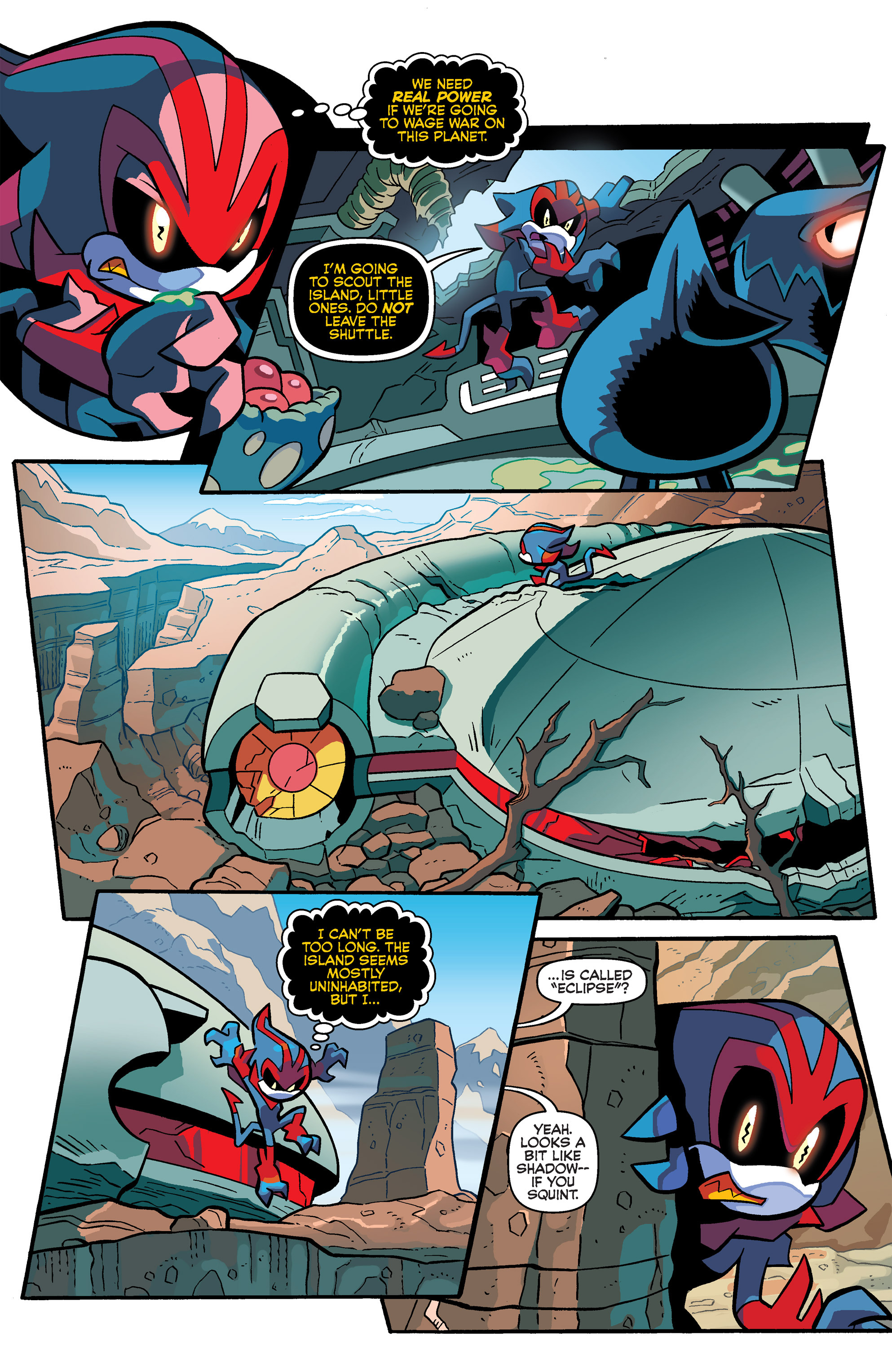 Read online Sonic Universe comic -  Issue #67 - 17