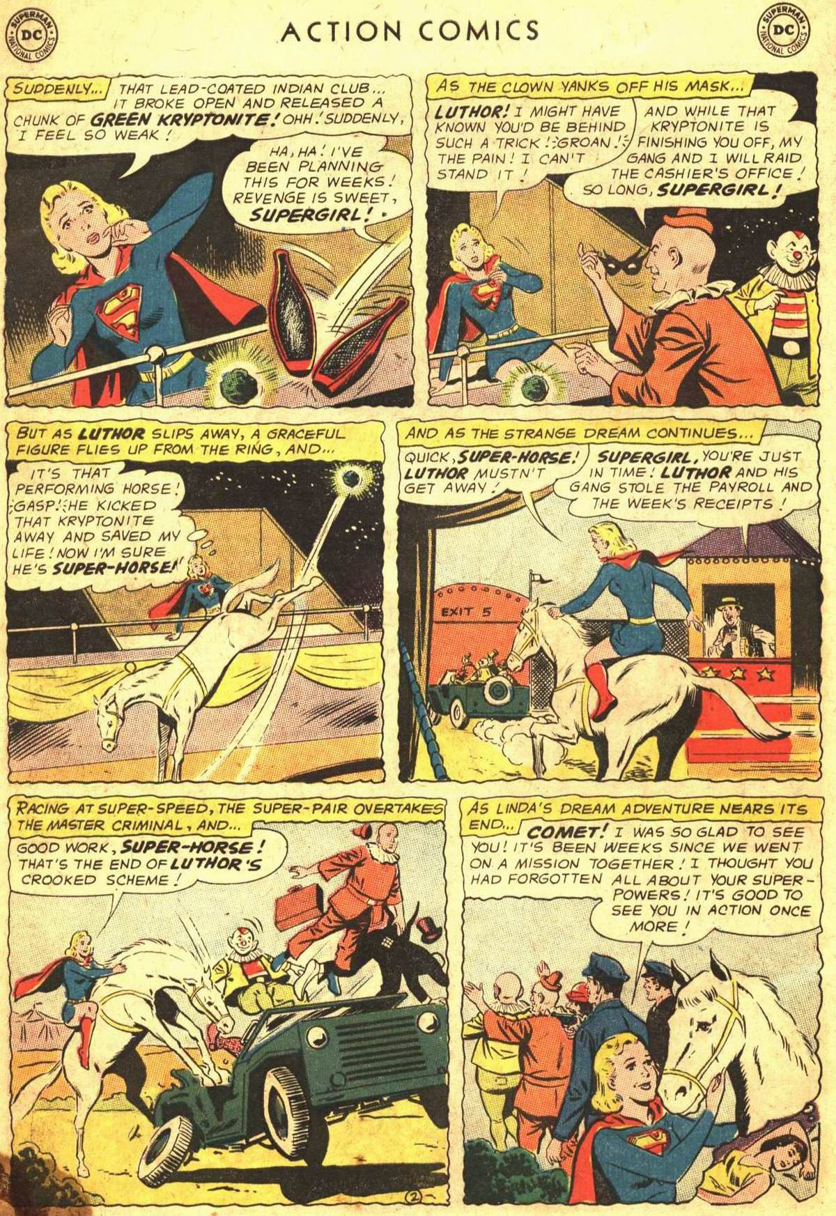 Read online Action Comics (1938) comic -  Issue #300 - 22
