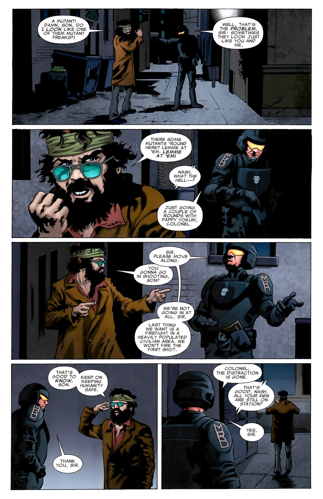 Read online X-Men: Second Coming Revelations comic -  Issue # TPB (Part 2) - 76