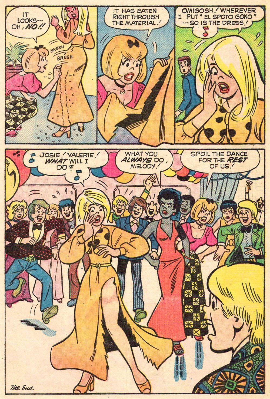 Read online She's Josie comic -  Issue #72 - 31