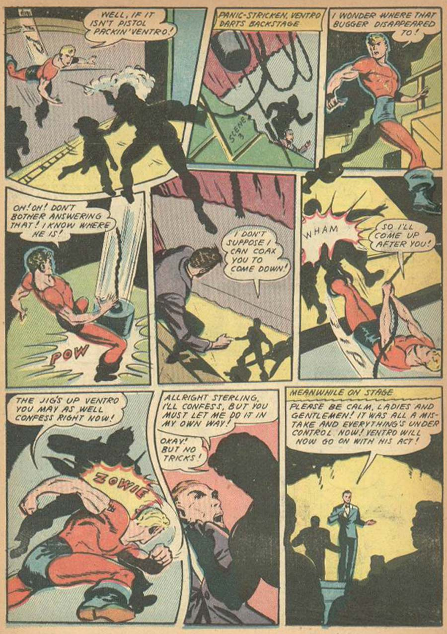 Zip Comics issue 47 - Page 39