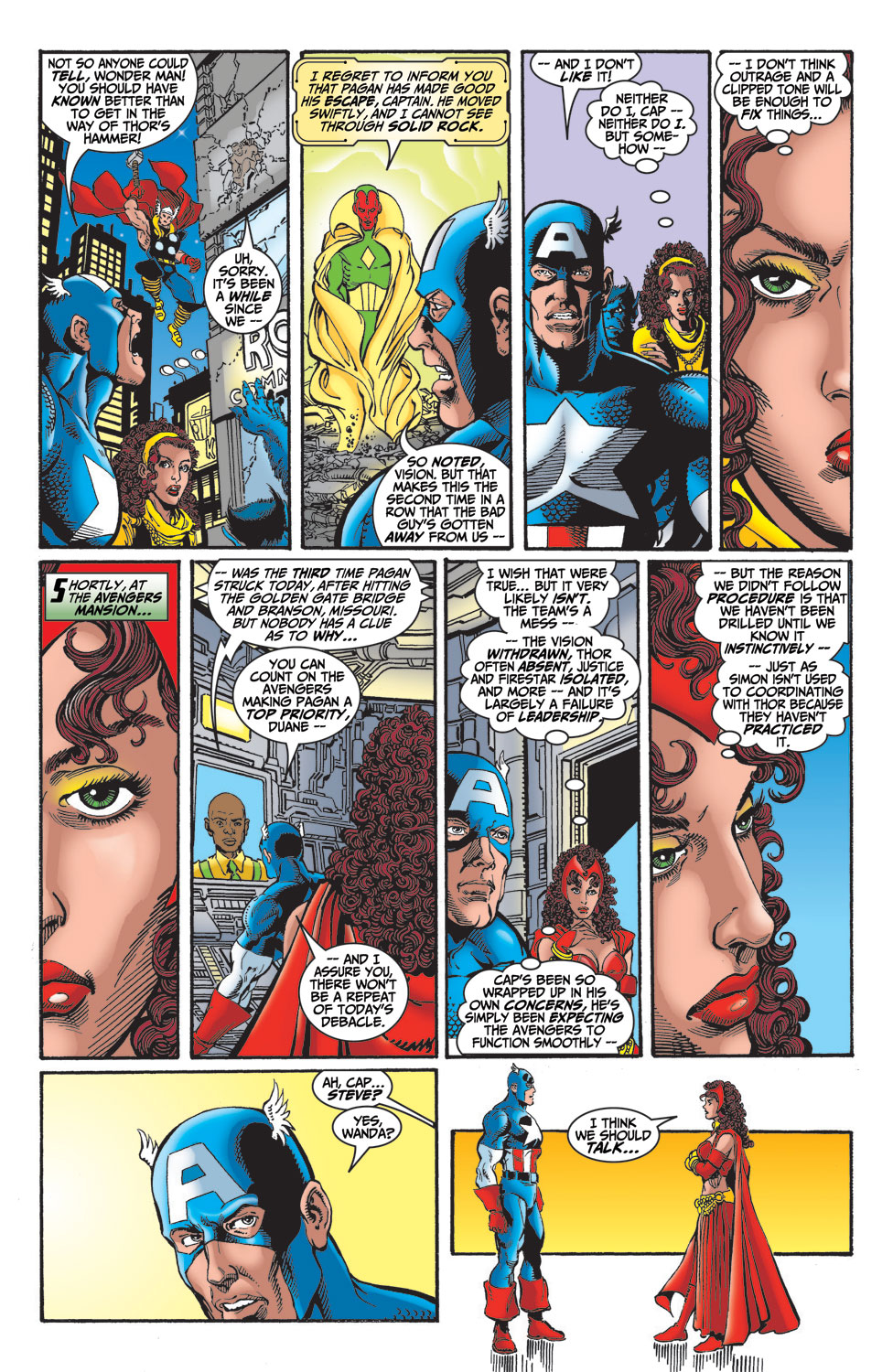 Read online Avengers (1998) comic -  Issue #14 - 21