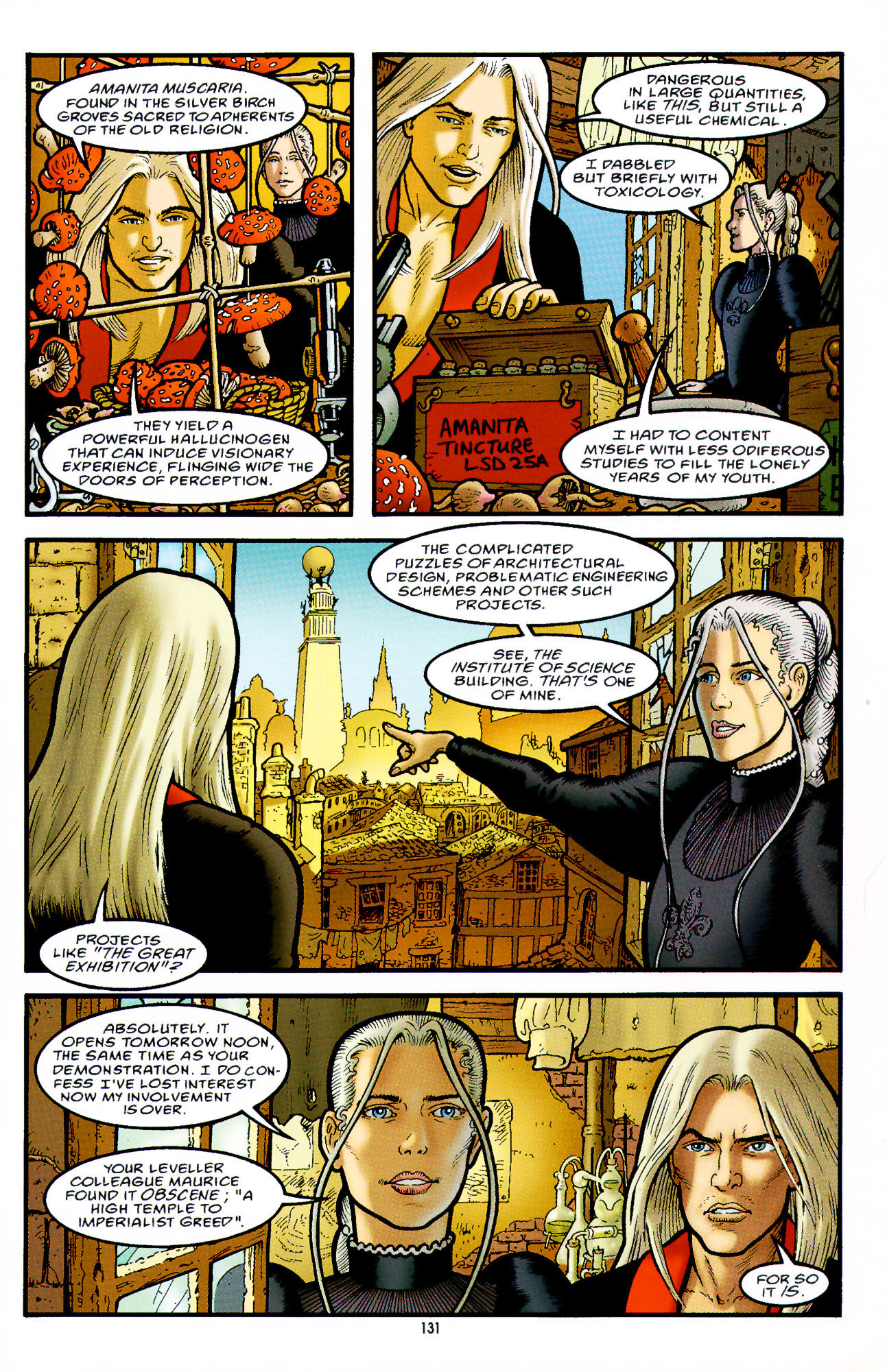 Read online Heart of Empire comic -  Issue #5 - 7