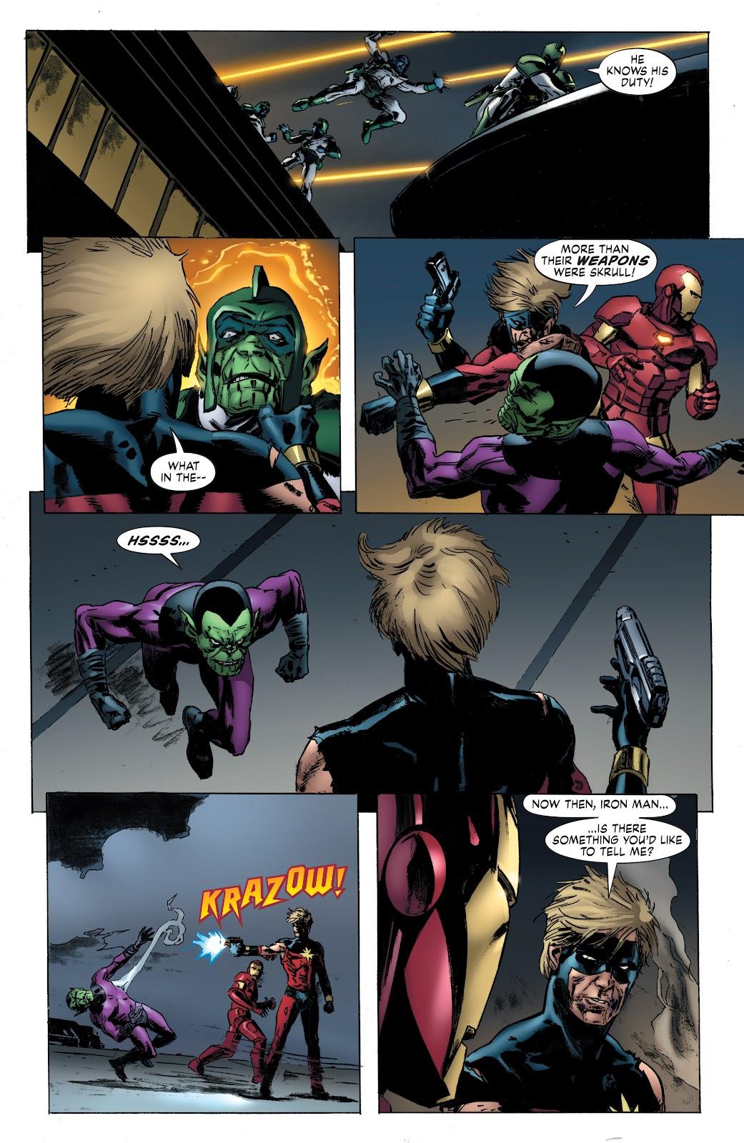 Read online Secret Invasion: Rise of the Skrulls comic -  Issue # TPB (Part 4) - 9