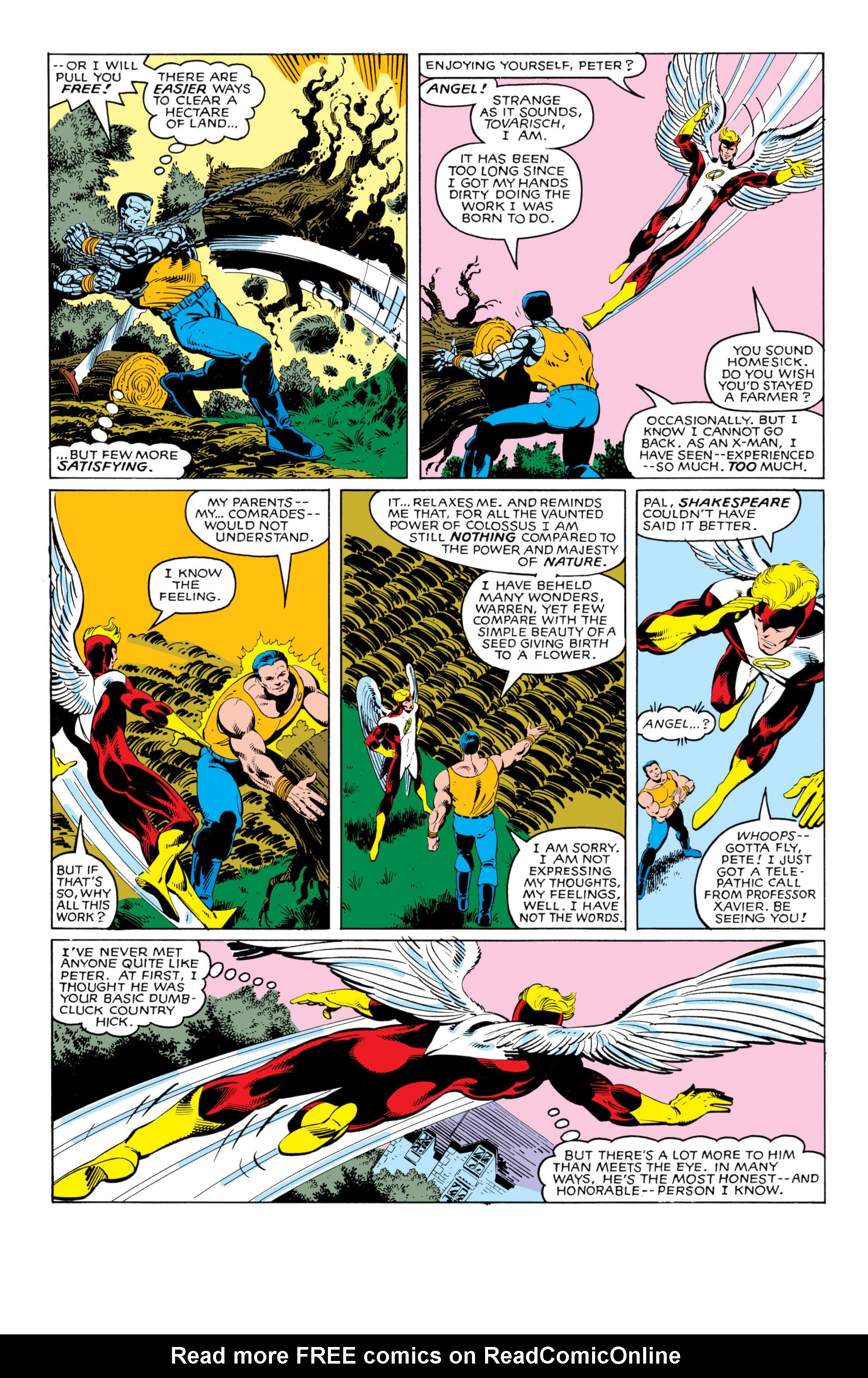 Read online Uncanny X-Men (1963) comic -  Issue #140 - 3