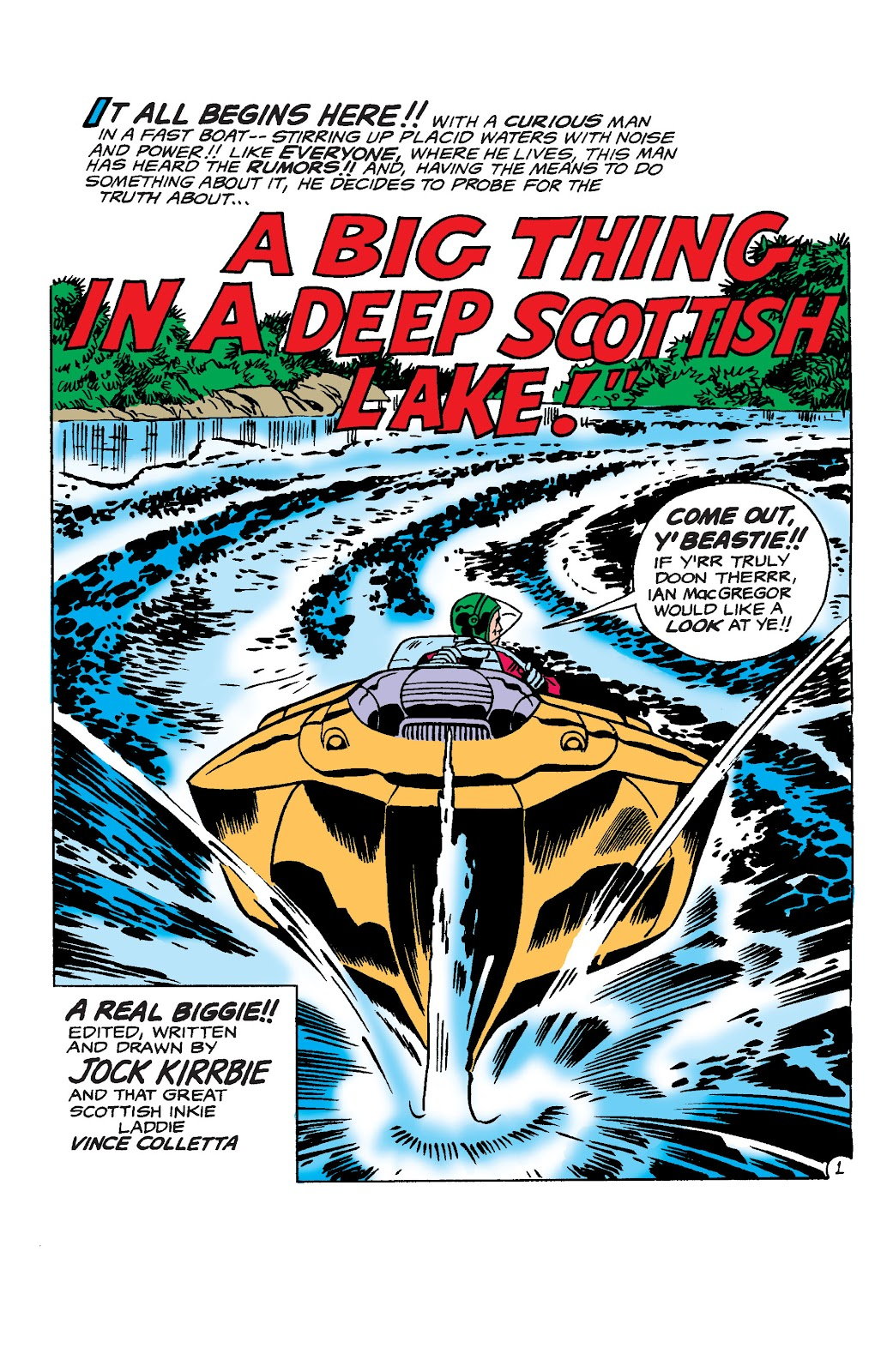 Read online Superman's Pal, Jimmy Olsen by Jack Kirby comic -  Issue # TPB (Part 3) - 40