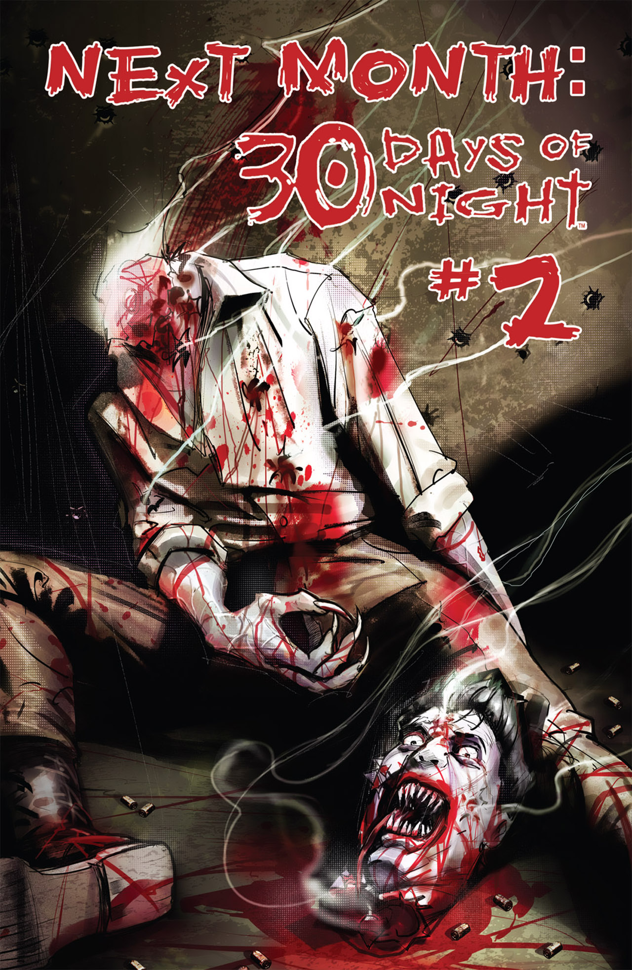 Read online 30 Days of Night (2011) comic -  Issue #1 - 27